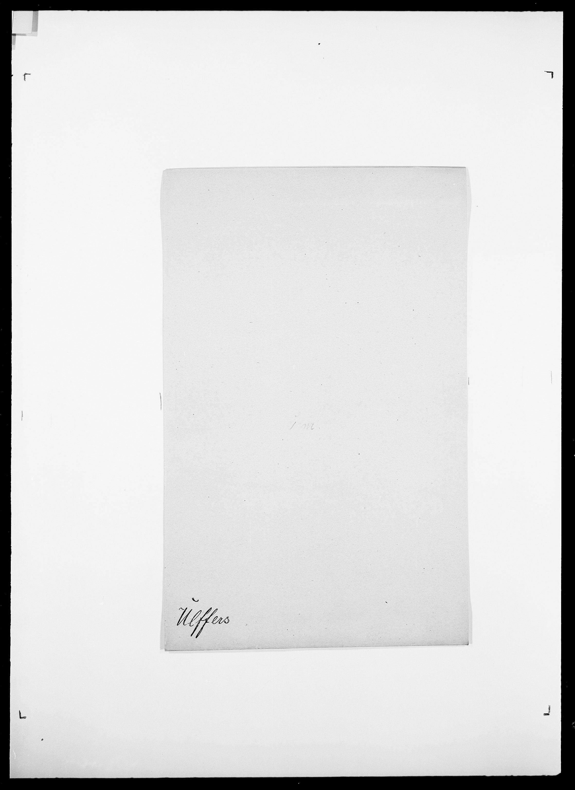 SAO, Delgobe, Charles Antoine - samling, D/Da/L0039: Thorsen - Urup, s. 660