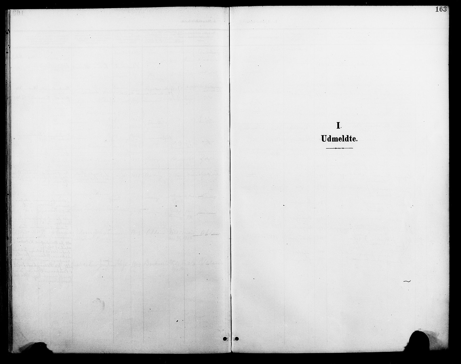 SAT, Ministerialprotokoller, klokkerbøker og fødselsregistre - Nordland, 804/L0088: Klokkerbok nr. 804C01, 1901-1917, s. 163