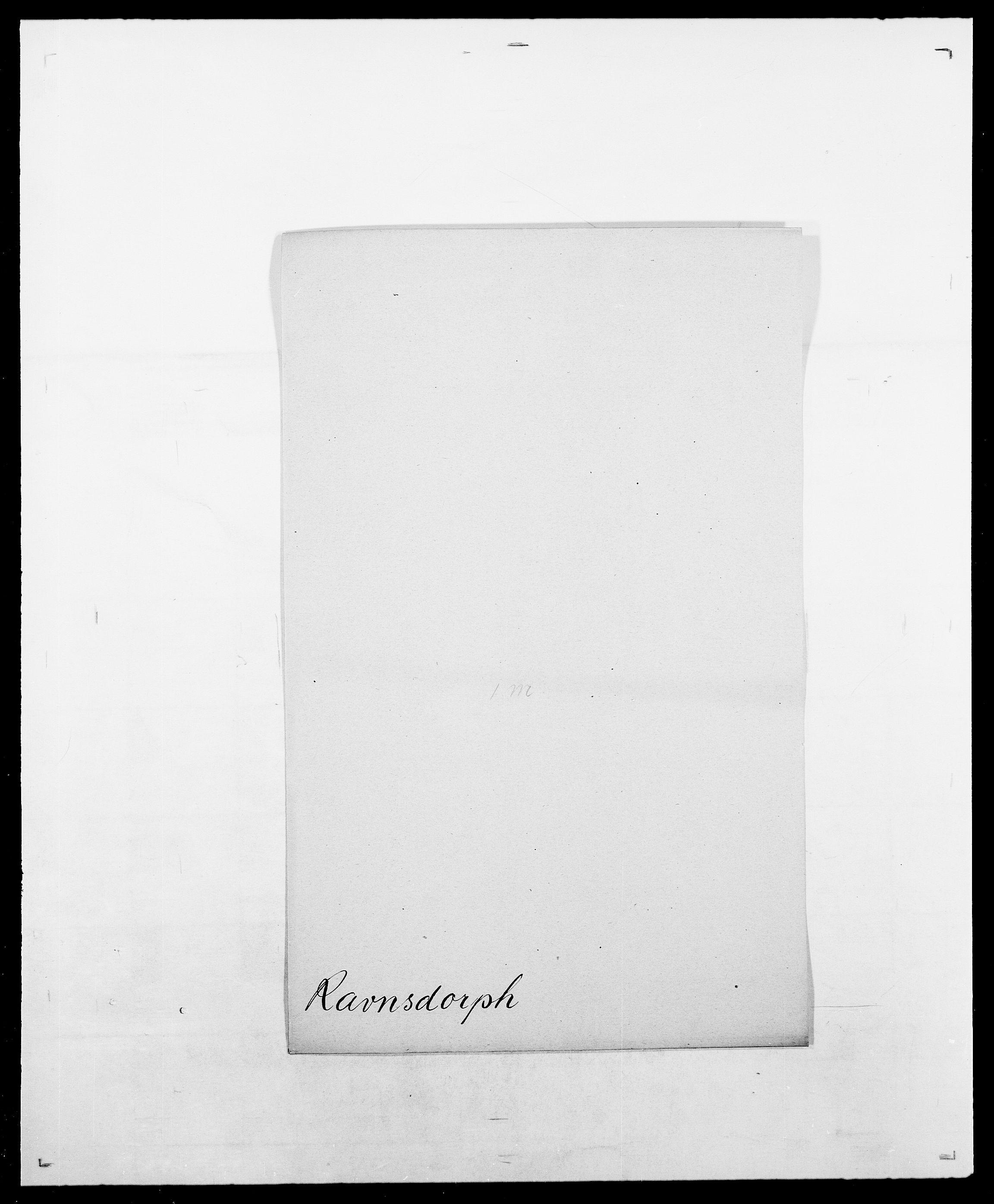 SAO, Delgobe, Charles Antoine - samling, D/Da/L0032: Rabakovsky - Rivertz, s. 224