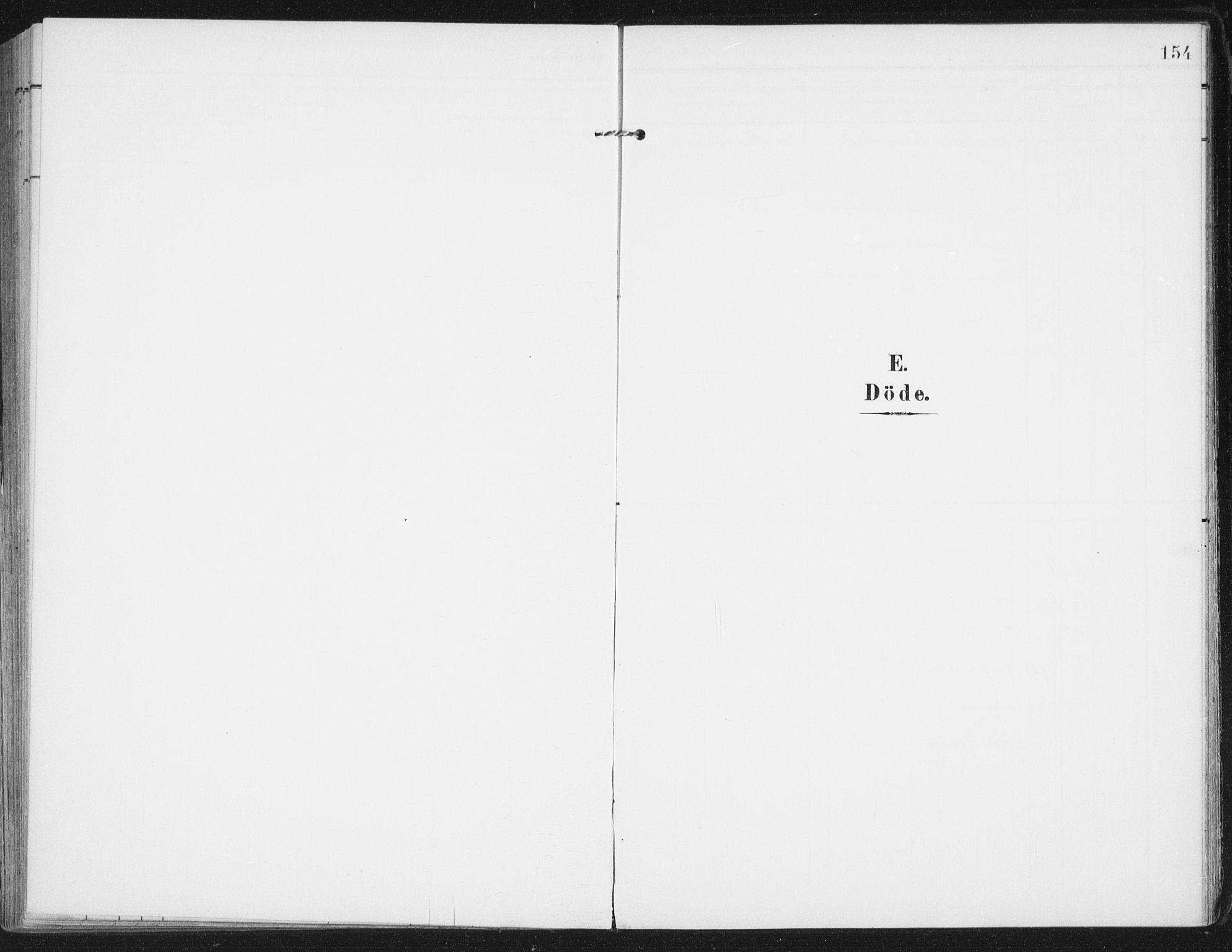 SAT, Ministerialprotokoller, klokkerbøker og fødselsregistre - Nordland, 892/L1321: Ministerialbok nr. 892A02, 1902-1918, s. 154