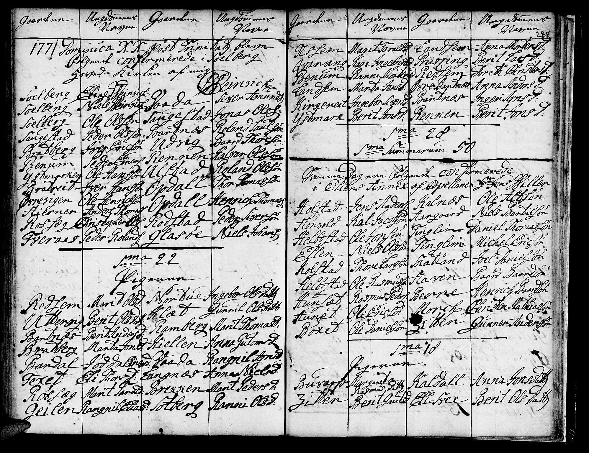 SAT, Ministerialprotokoller, klokkerbøker og fødselsregistre - Nord-Trøndelag, 741/L0385: Ministerialbok nr. 741A01, 1722-1815, s. 244