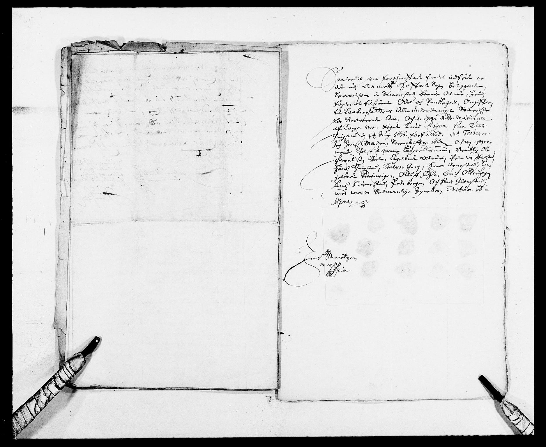 RA, Rentekammeret inntil 1814, Reviderte regnskaper, Fogderegnskap, R13/L0813: Fogderegnskap Solør, Odal og Østerdal, 1677, s. 190