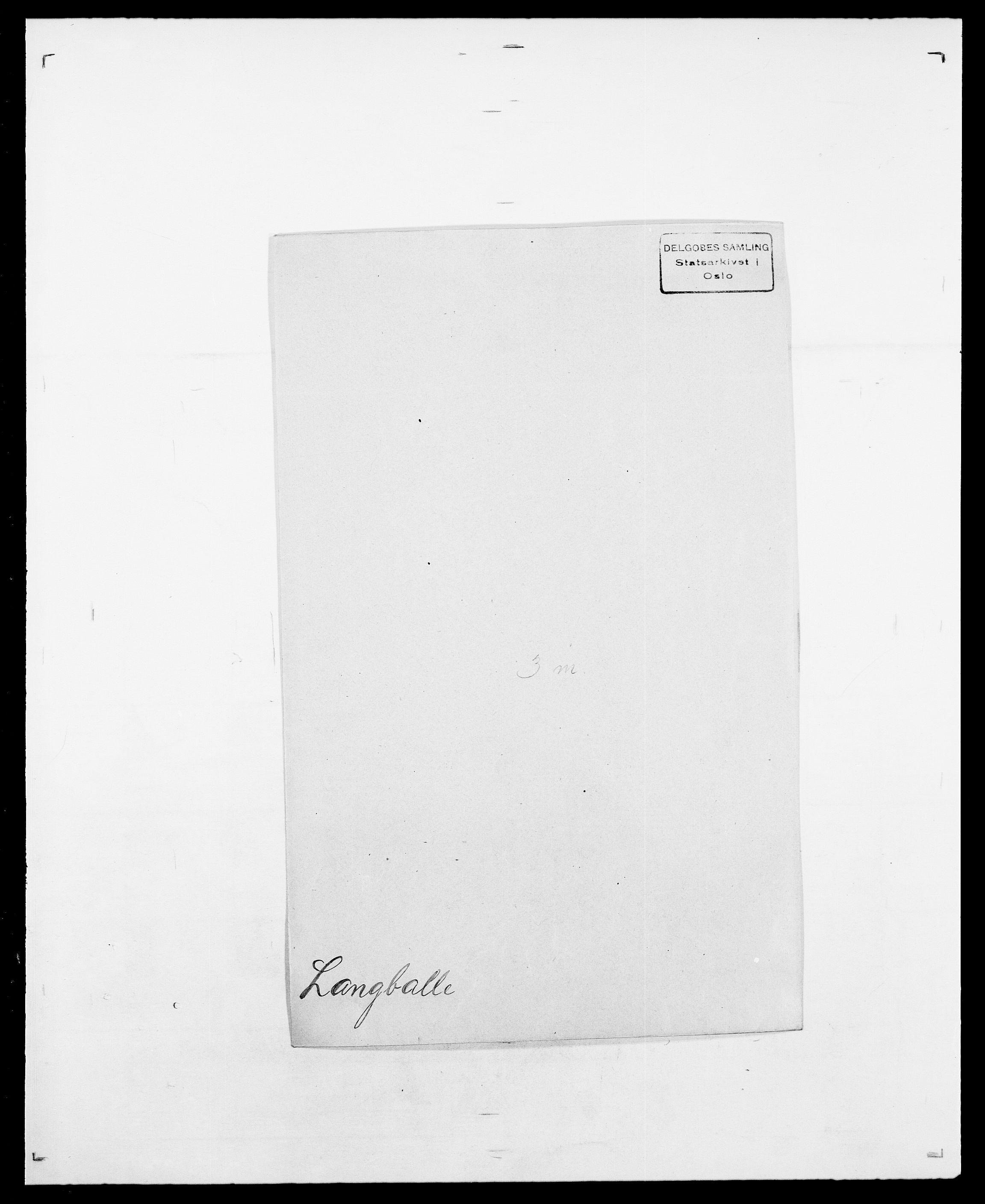 SAO, Delgobe, Charles Antoine - samling, D/Da/L0022: Krog - Lasteen, s. 554