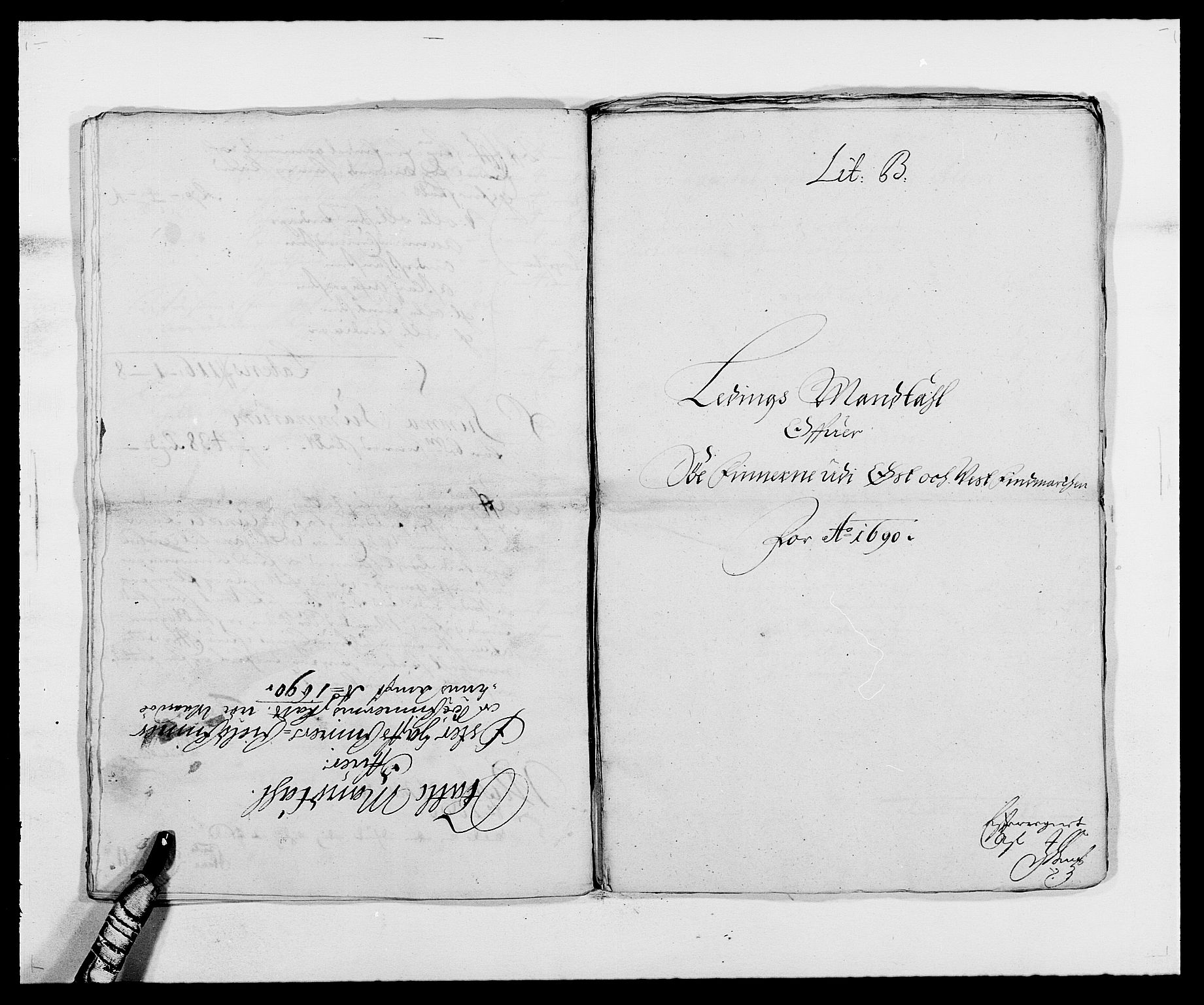 RA, Rentekammeret inntil 1814, Reviderte regnskaper, Fogderegnskap, R69/L4850: Fogderegnskap Finnmark/Vardøhus, 1680-1690, s. 221