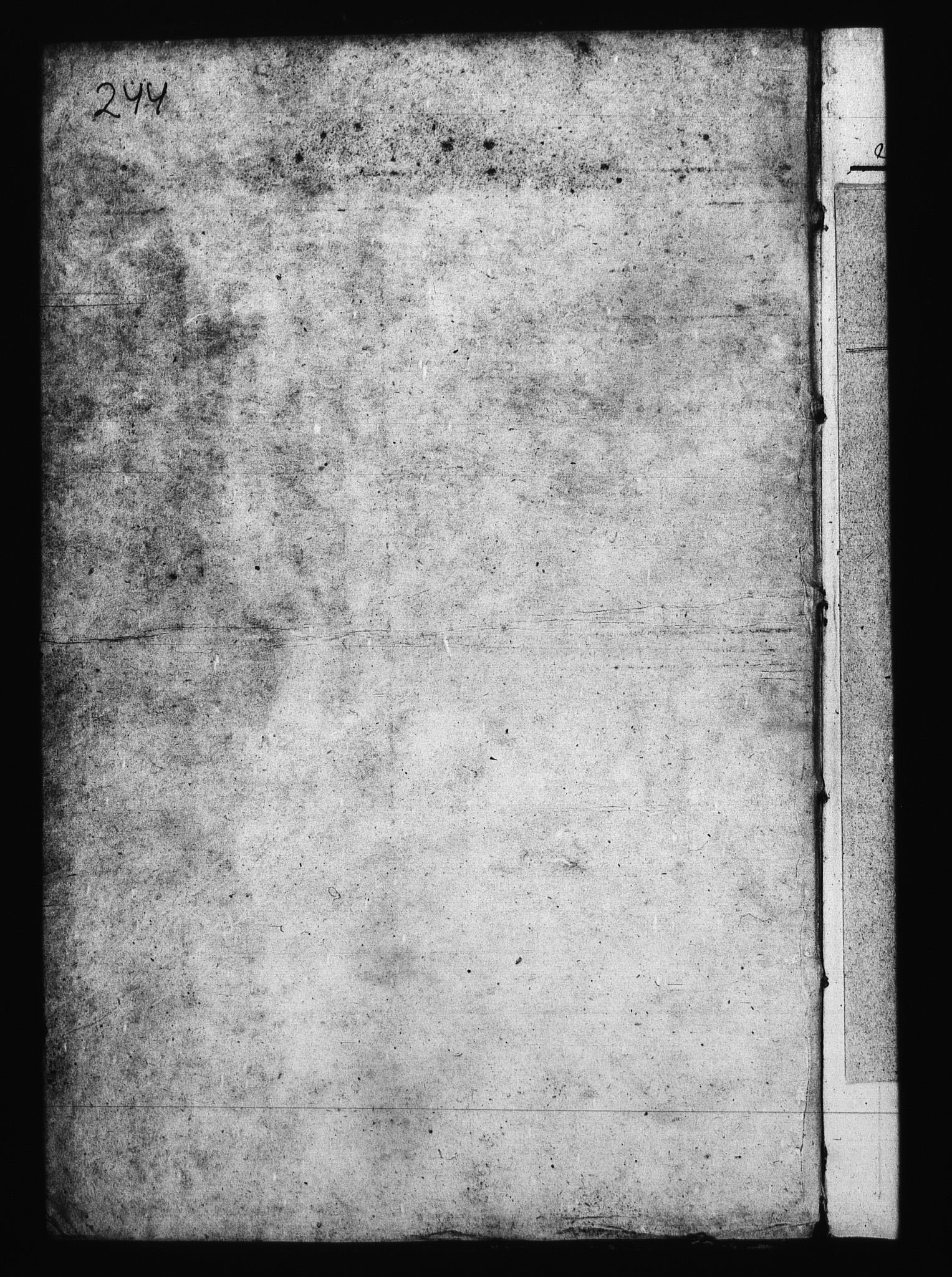 RA, Sjøetaten, F/L0245: Bergen distrikt, bind 1, 1806