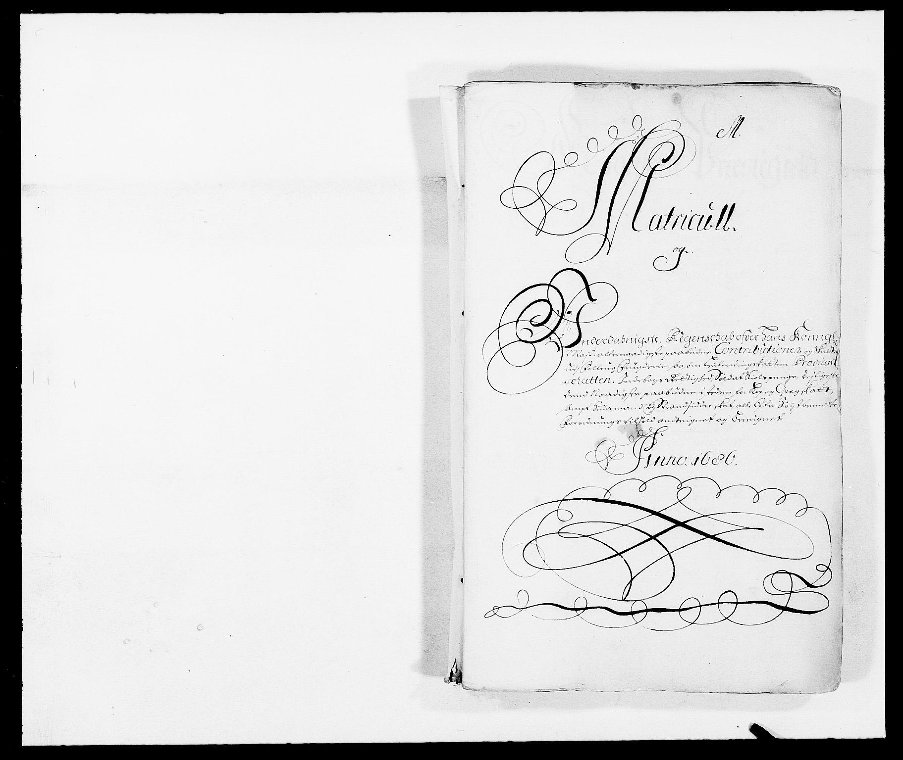 RA, Rentekammeret inntil 1814, Reviderte regnskaper, Fogderegnskap, R09/L0433: Fogderegnskap Follo, 1685-1686, s. 246