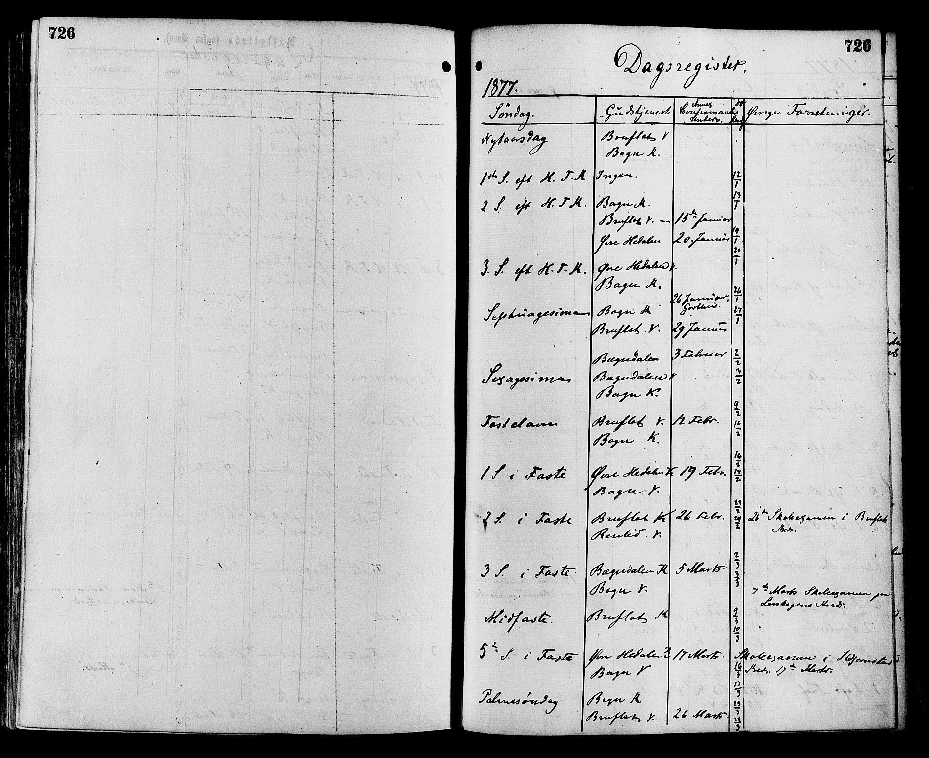 SAH, Sør-Aurdal prestekontor, Ministerialbok nr. 8, 1877-1885, s. 726