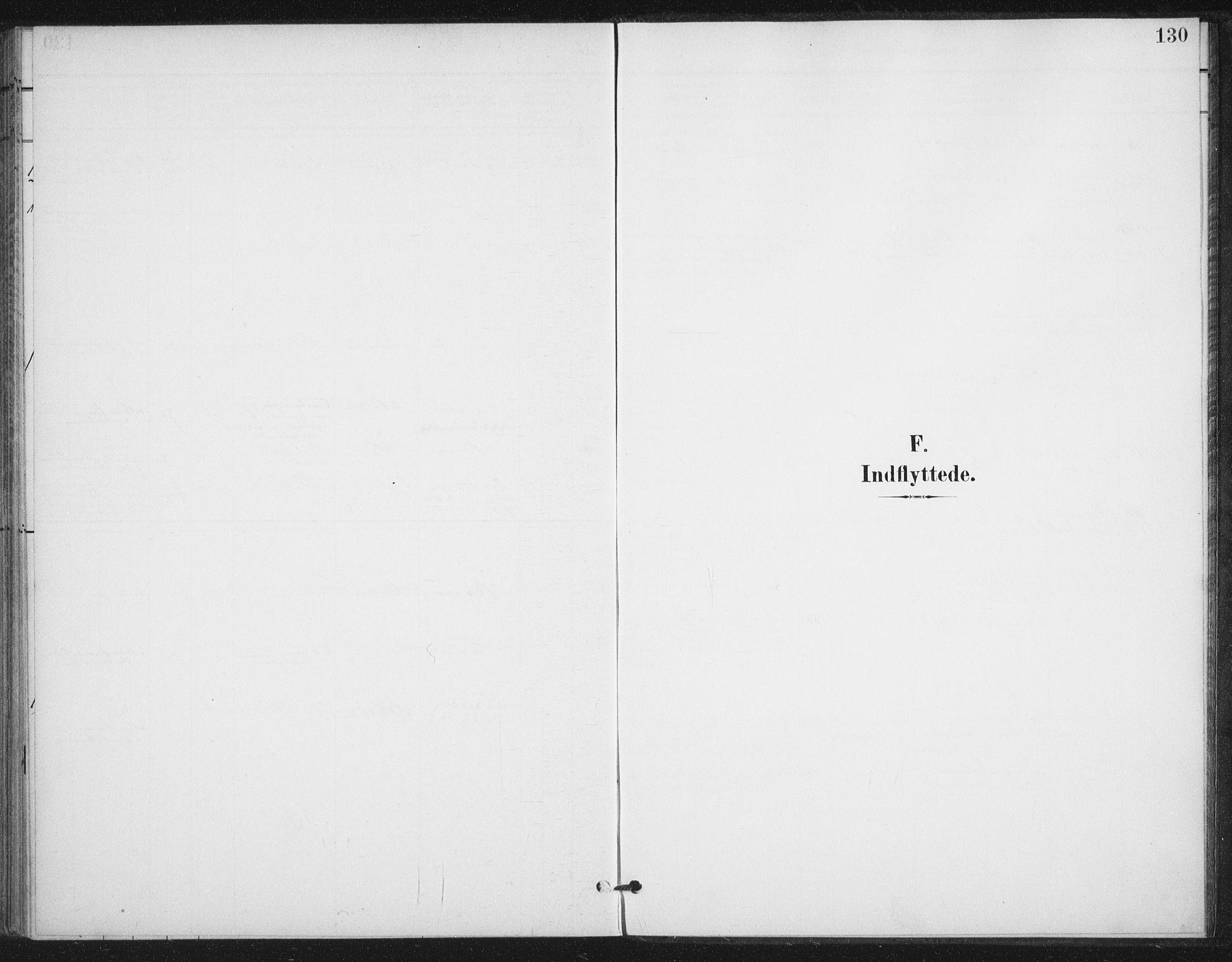 SAT, Ministerialprotokoller, klokkerbøker og fødselsregistre - Nordland, 894/L1356: Ministerialbok nr. 894A02, 1897-1914, s. 130