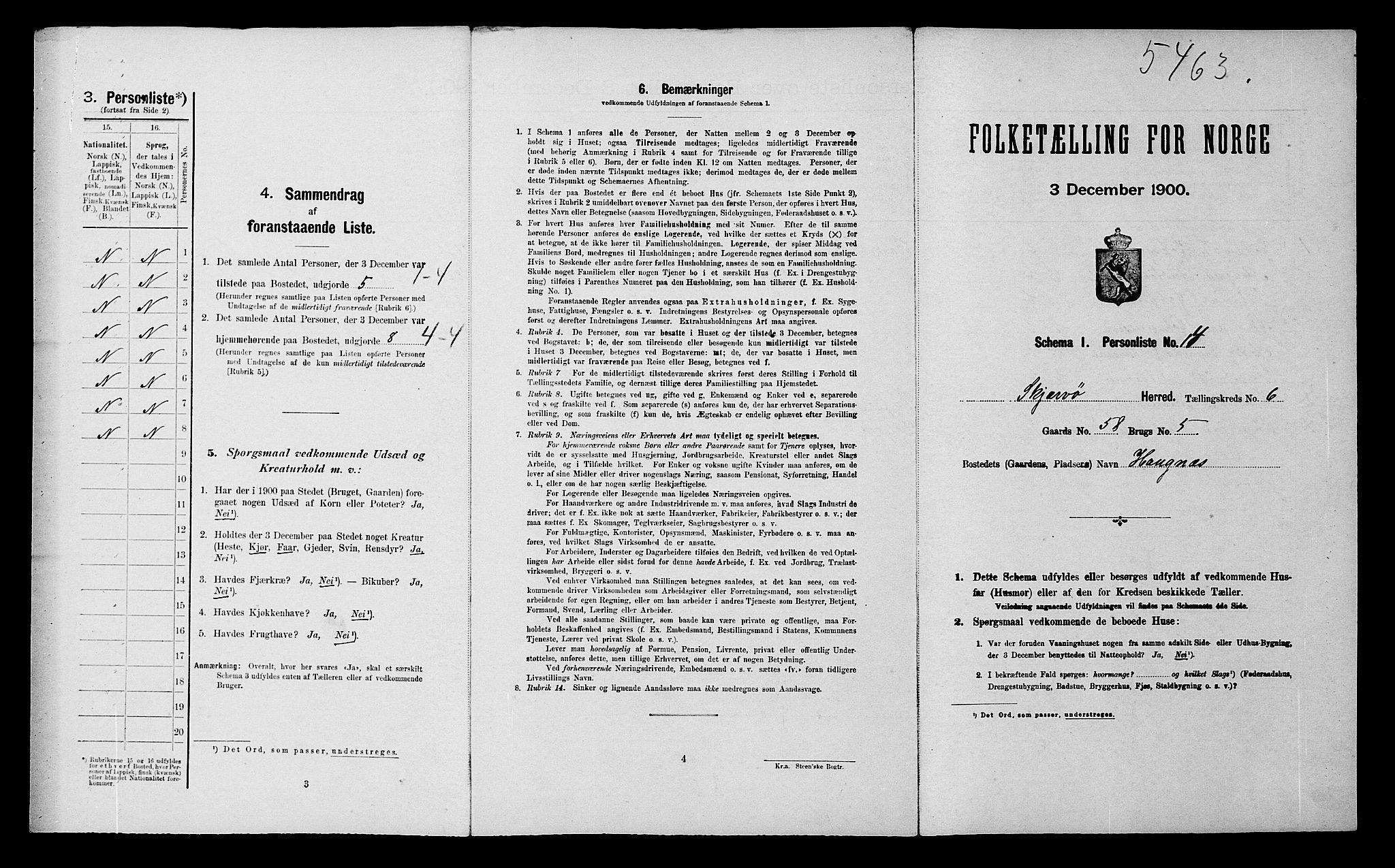 SATØ, Folketelling 1900 for 1941 Skjervøy herred, 1900, s. 566