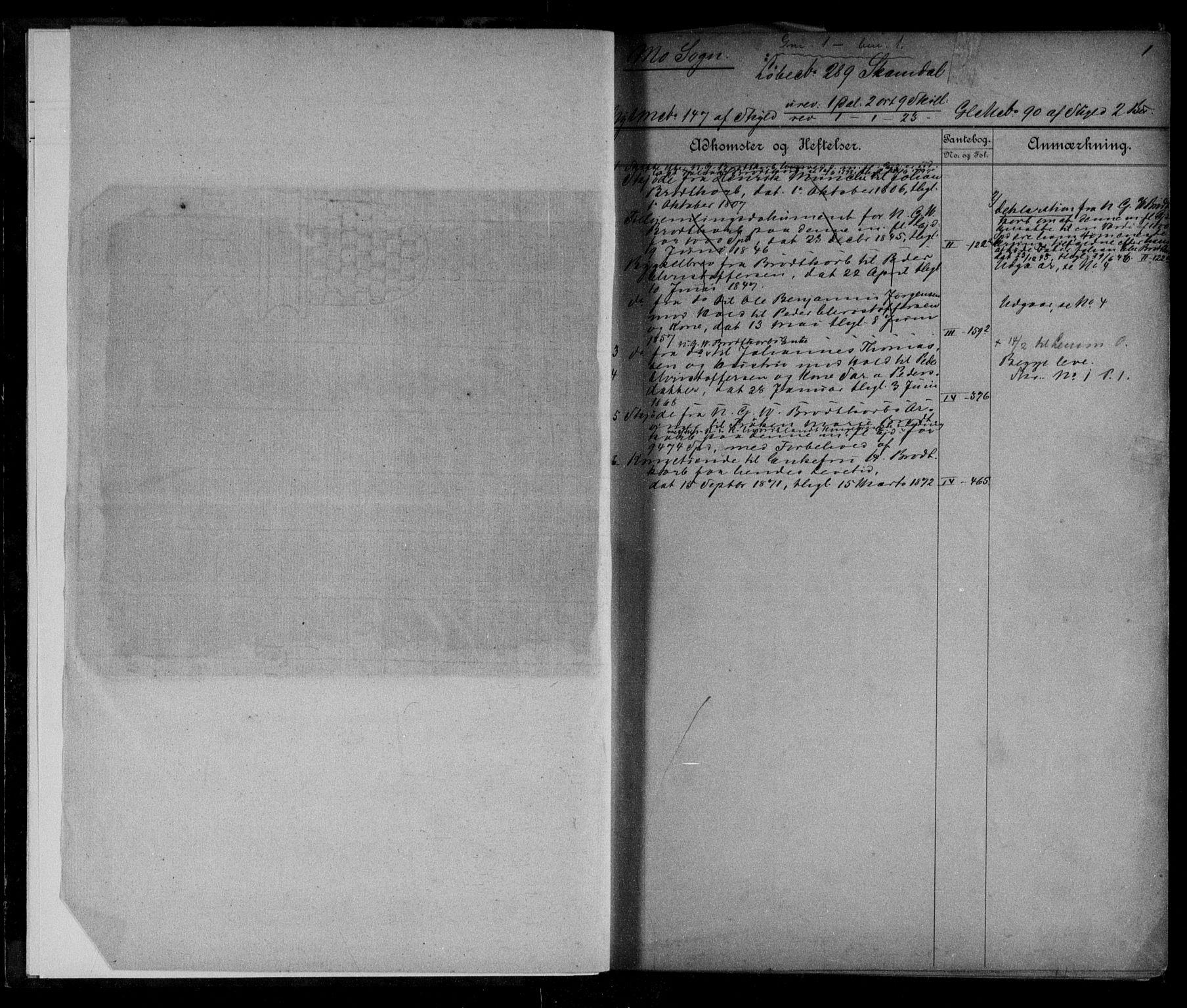 SAT, Rana sorenskriveri , 2/2A/L0018: Panteregister nr. 18, s. 0-1