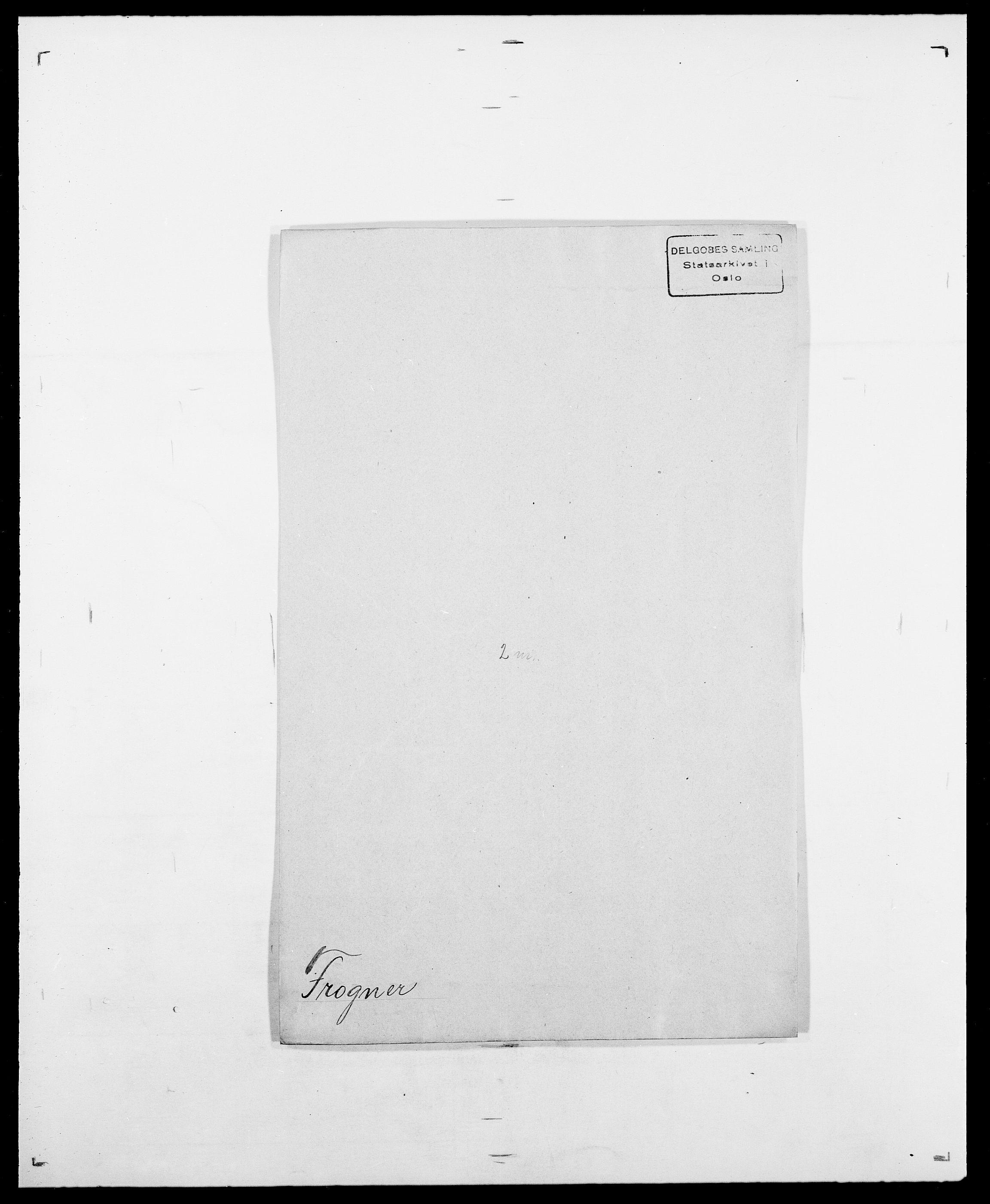 SAO, Delgobe, Charles Antoine - samling, D/Da/L0013: Forbos - Geving, s. 3
