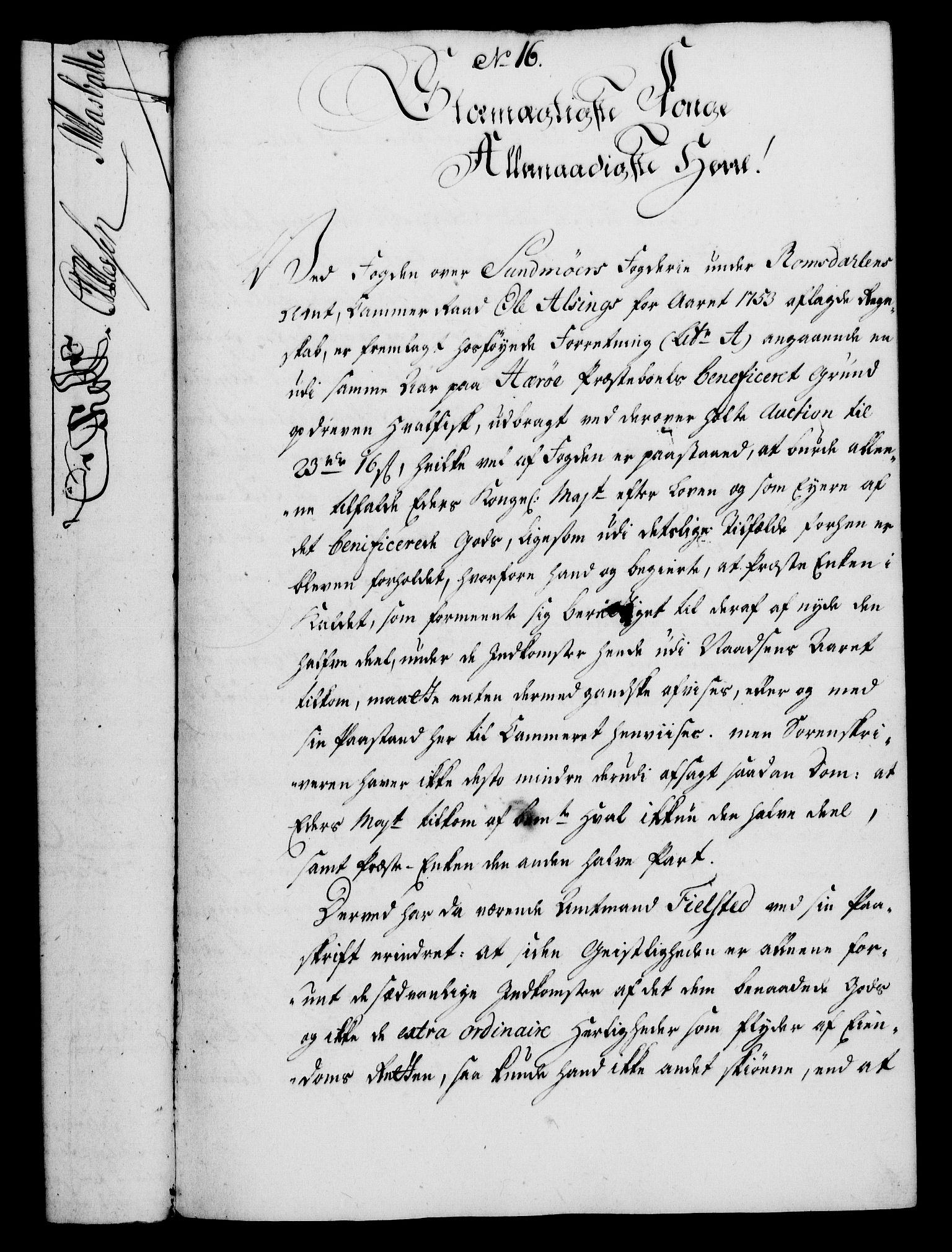 RA, Rentekammeret, Kammerkanselliet, G/Gf/Gfa/L0037: Norsk relasjons- og resolusjonsprotokoll (merket RK 52.37), 1755, s. 118