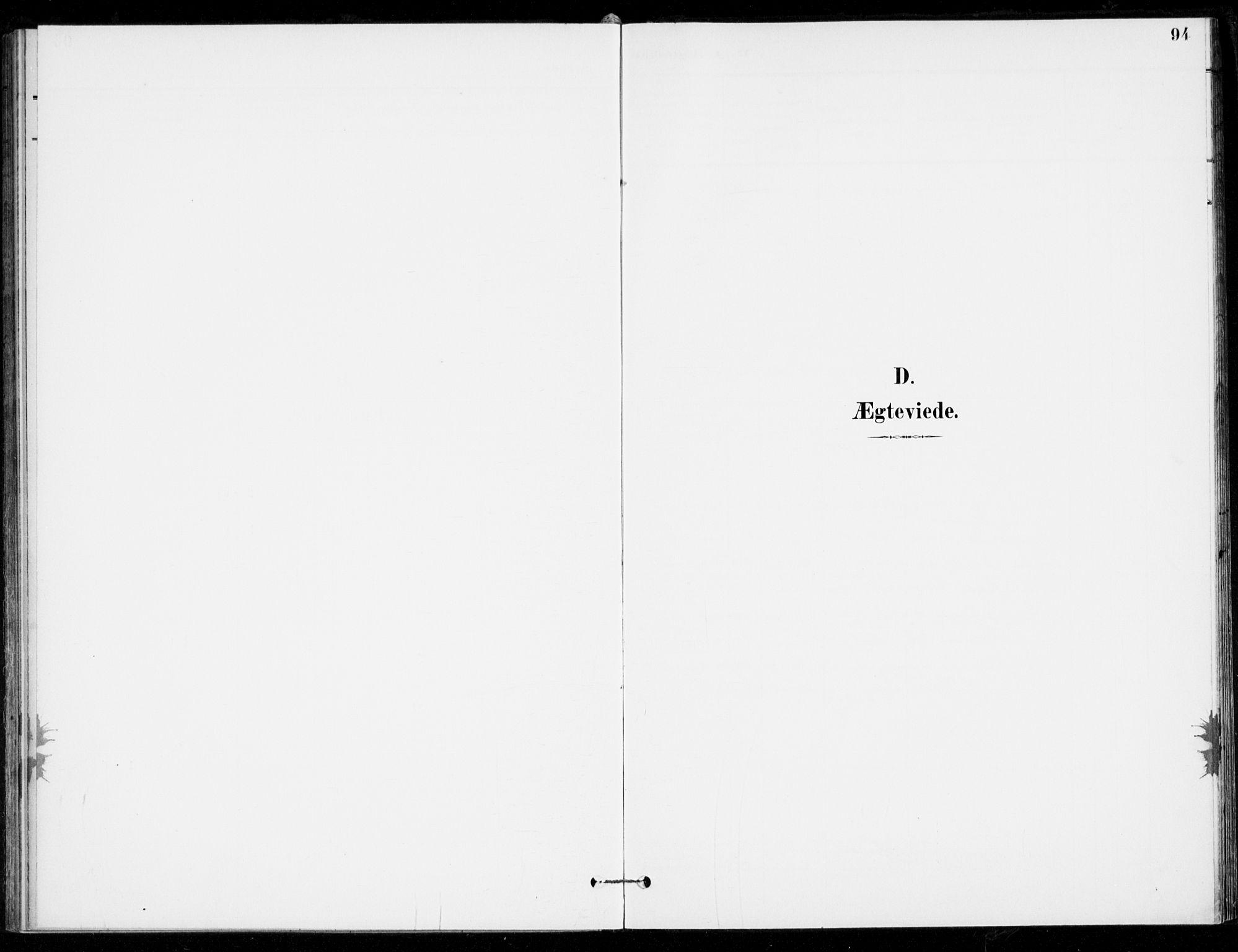 SAKO, Åssiden kirkebøker, F/Fa/L0002: Ministerialbok nr. 2, 1896-1916, s. 94