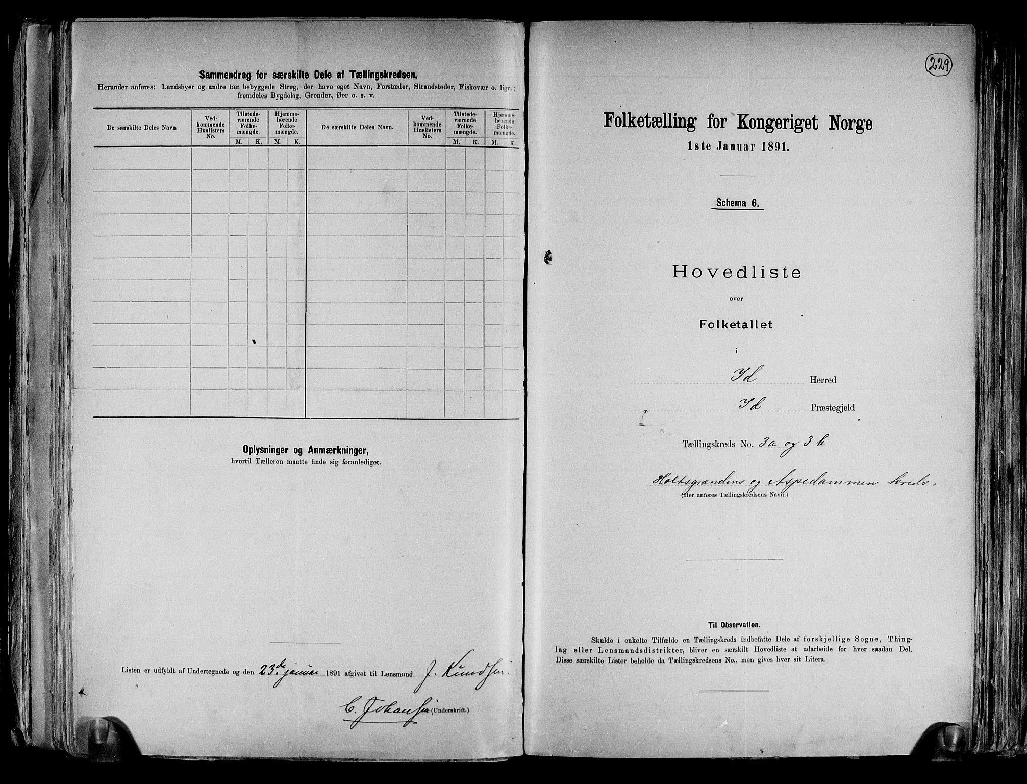 RA, Folketelling 1891 for 0117 Idd herred, 1891, s. 10
