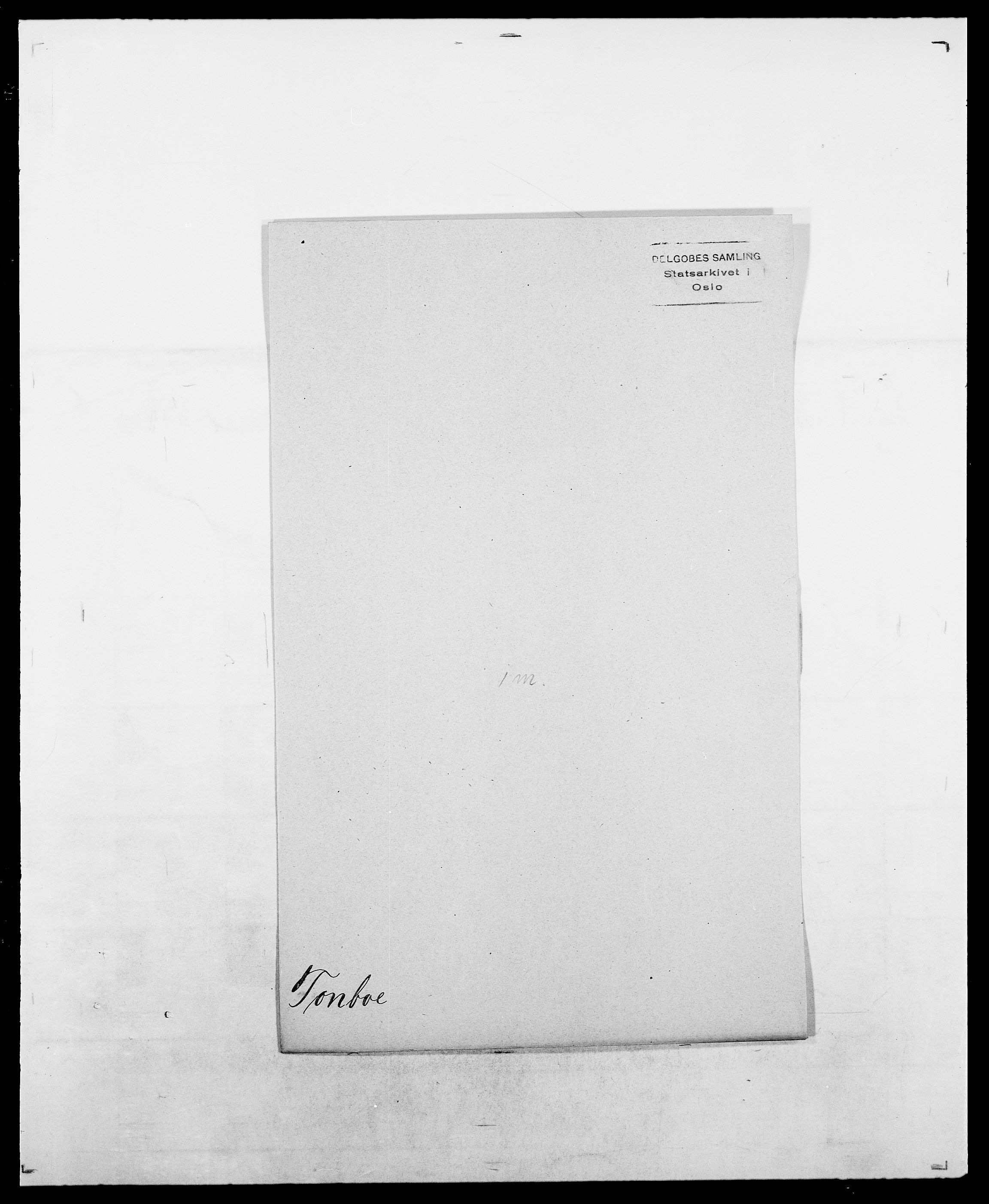 SAO, Delgobe, Charles Antoine - samling, D/Da/L0039: Thorsen - Urup, s. 135