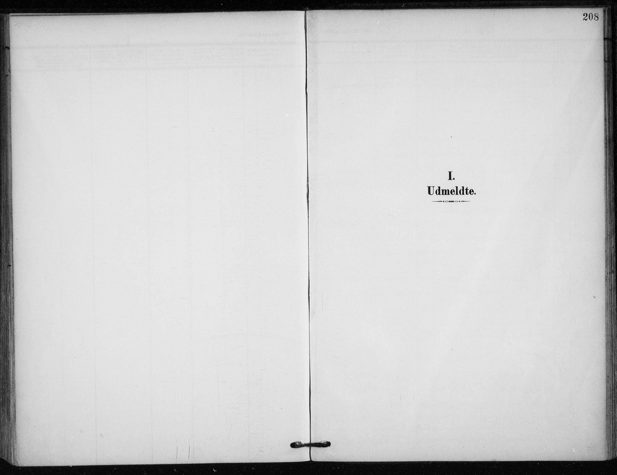 SATØ, Hammerfest sokneprestkontor, H/Ha/L0014.kirke: Ministerialbok nr. 14, 1906-1916, s. 208