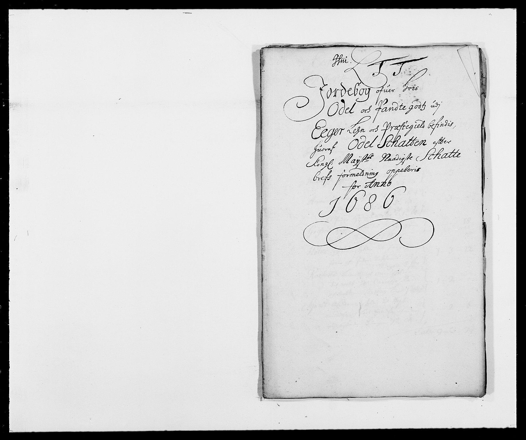 RA, Rentekammeret inntil 1814, Reviderte regnskaper, Fogderegnskap, R26/L1685: Fogderegnskap Eiker, 1679-1686, s. 186