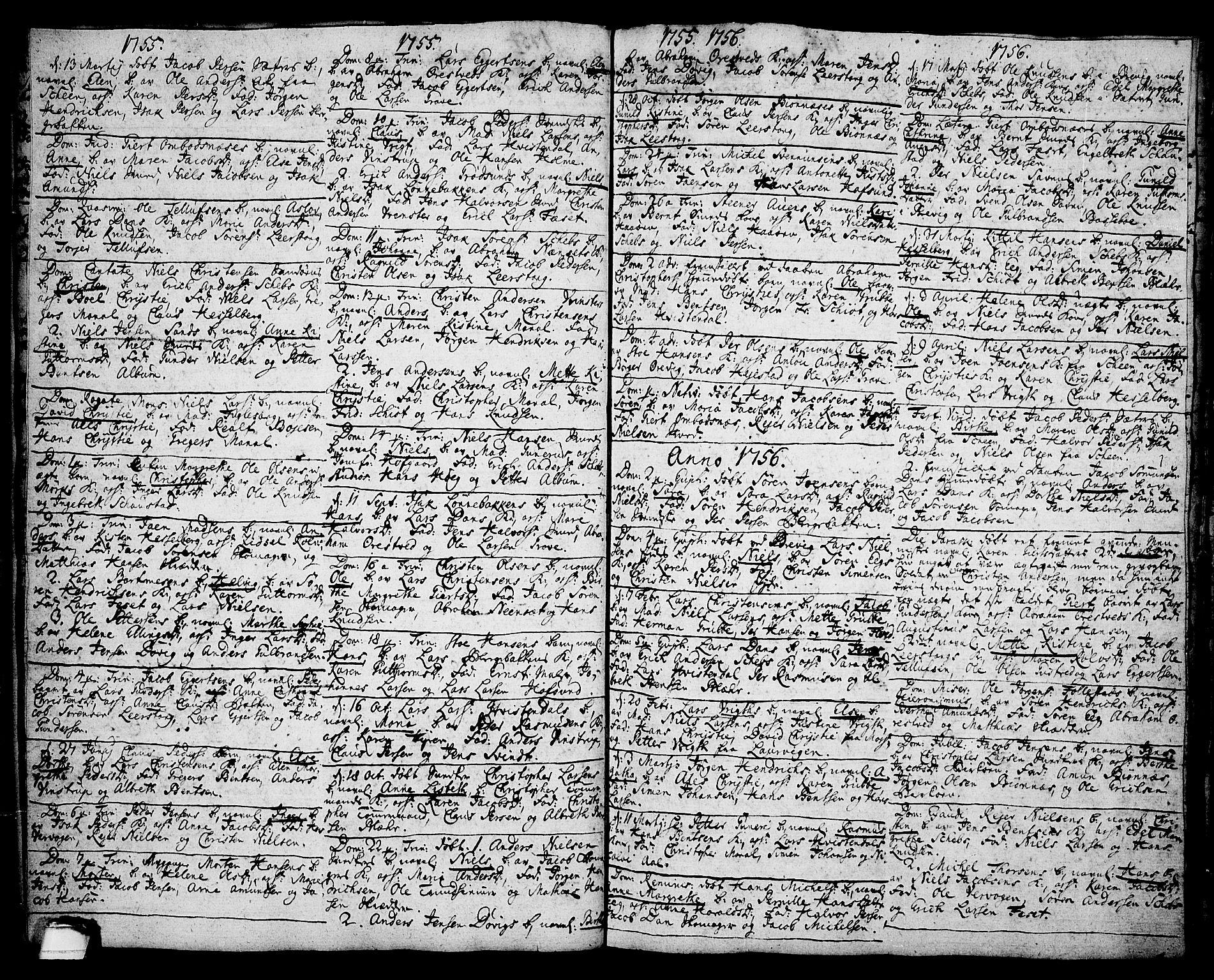 SAKO, Brevik kirkebøker, F/Fa/L0002: Ministerialbok nr. 2, 1720-1764, s. 35d