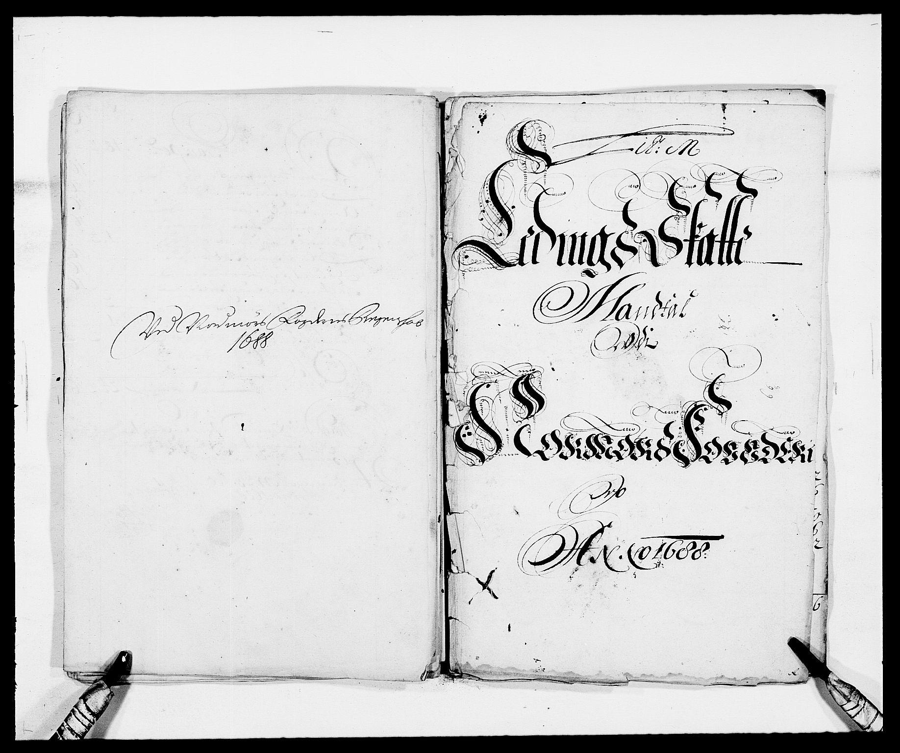 RA, Rentekammeret inntil 1814, Reviderte regnskaper, Fogderegnskap, R56/L3733: Fogderegnskap Nordmøre, 1687-1689, s. 297