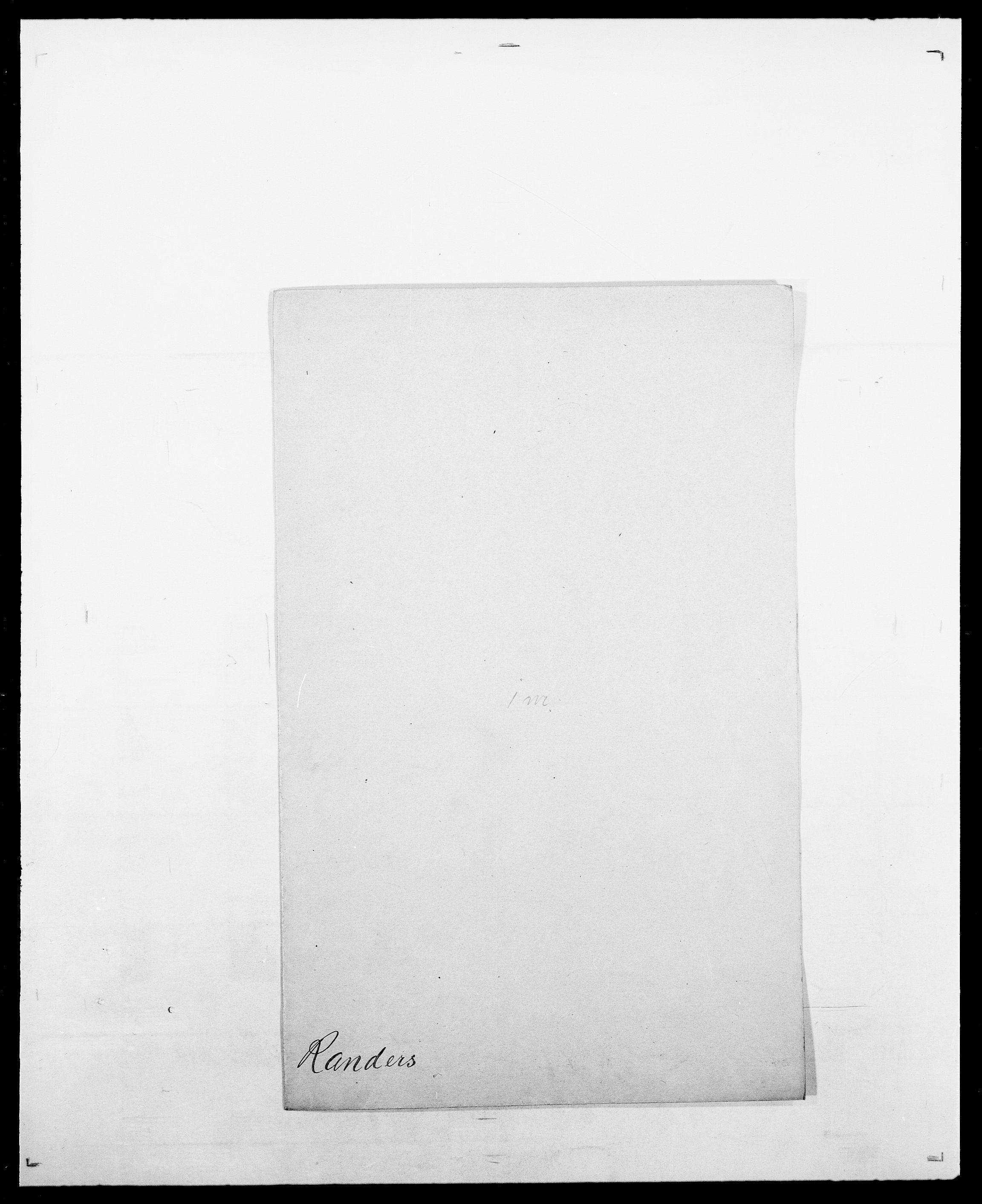 SAO, Delgobe, Charles Antoine - samling, D/Da/L0032: Rabakovsky - Rivertz, s. 103