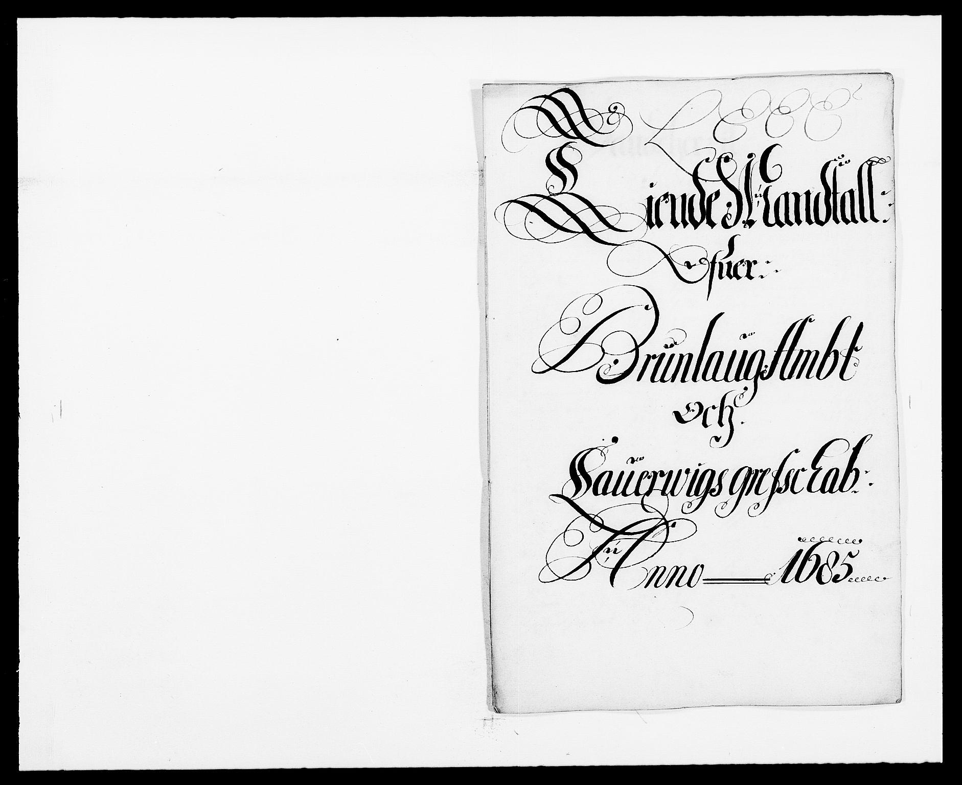 RA, Rentekammeret inntil 1814, Reviderte regnskaper, Fogderegnskap, R33/L1970: Fogderegnskap Larvik grevskap, 1675-1687, s. 86