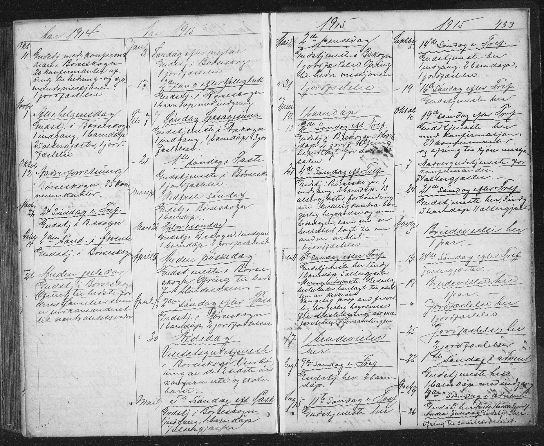 SAT, Ministerialprotokoller, klokkerbøker og fødselsregistre - Sør-Trøndelag, 667/L0798: Klokkerbok nr. 667C03, 1867-1929, s. 453