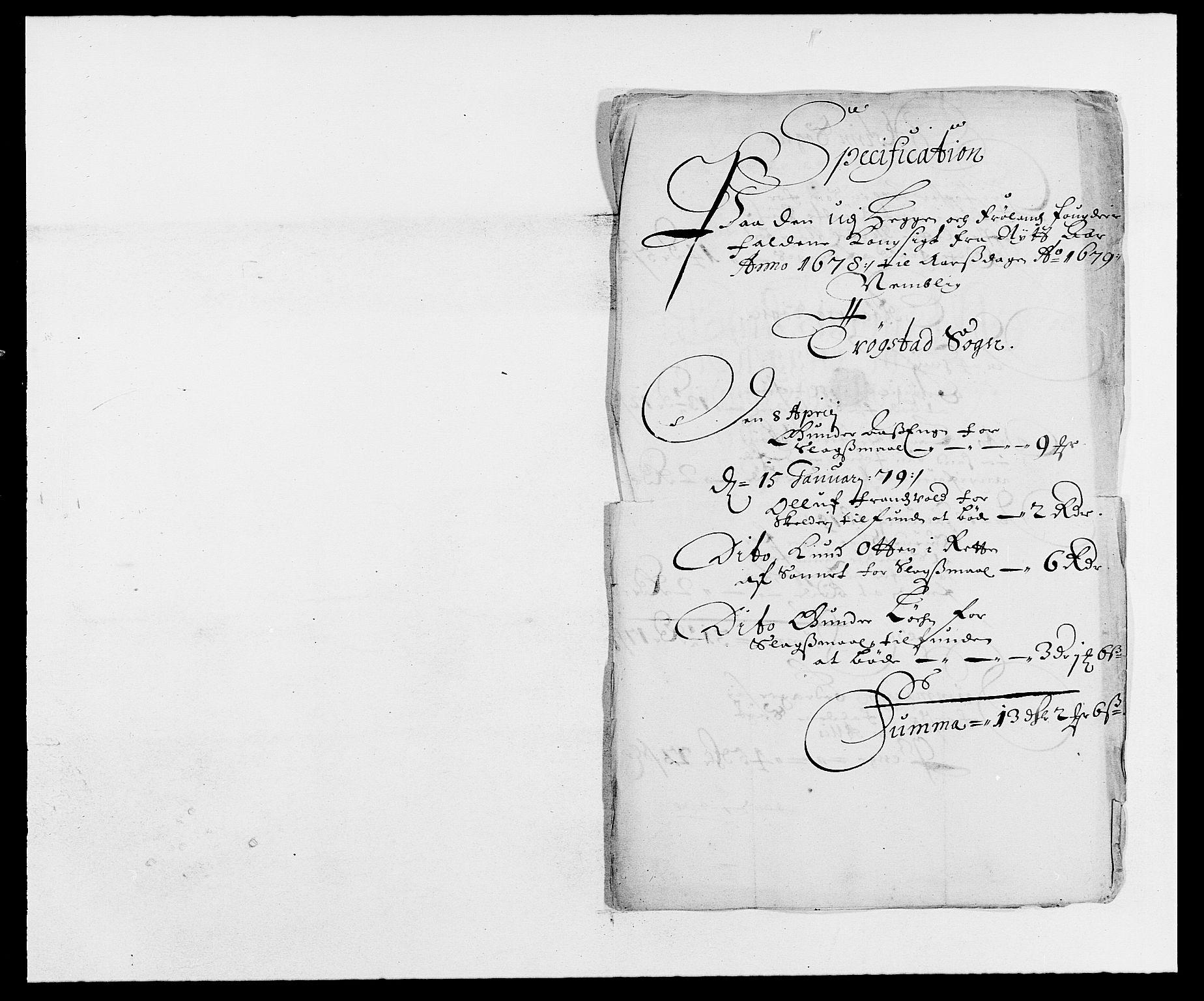 RA, Rentekammeret inntil 1814, Reviderte regnskaper, Fogderegnskap, R06/L0279: Fogderegnskap Heggen og Frøland, 1678-1680, s. 80