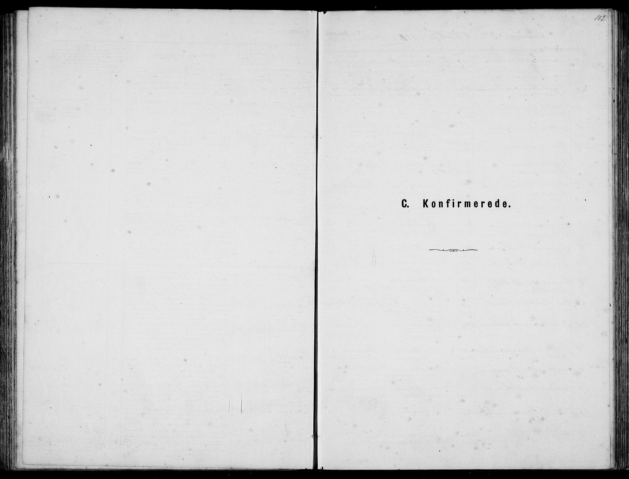 SAST, Sokndal sokneprestkontor, Klokkerbok nr. B 4, 1880-1891, s. 102