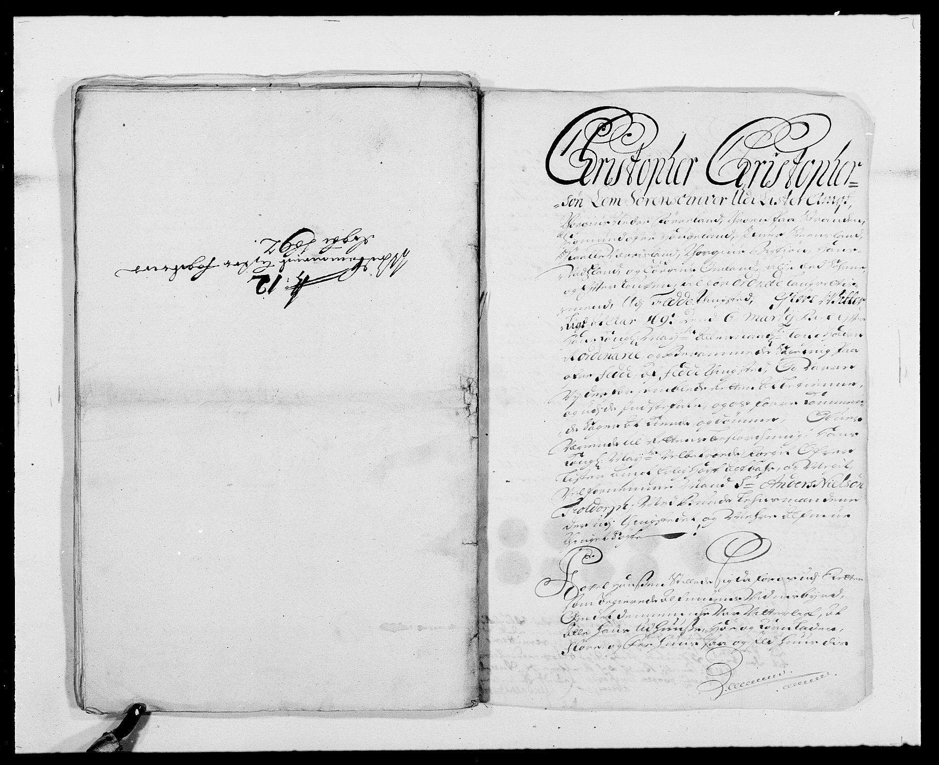 RA, Rentekammeret inntil 1814, Reviderte regnskaper, Fogderegnskap, R41/L2536: Fogderegnskap Lista, 1690-1693, s. 271