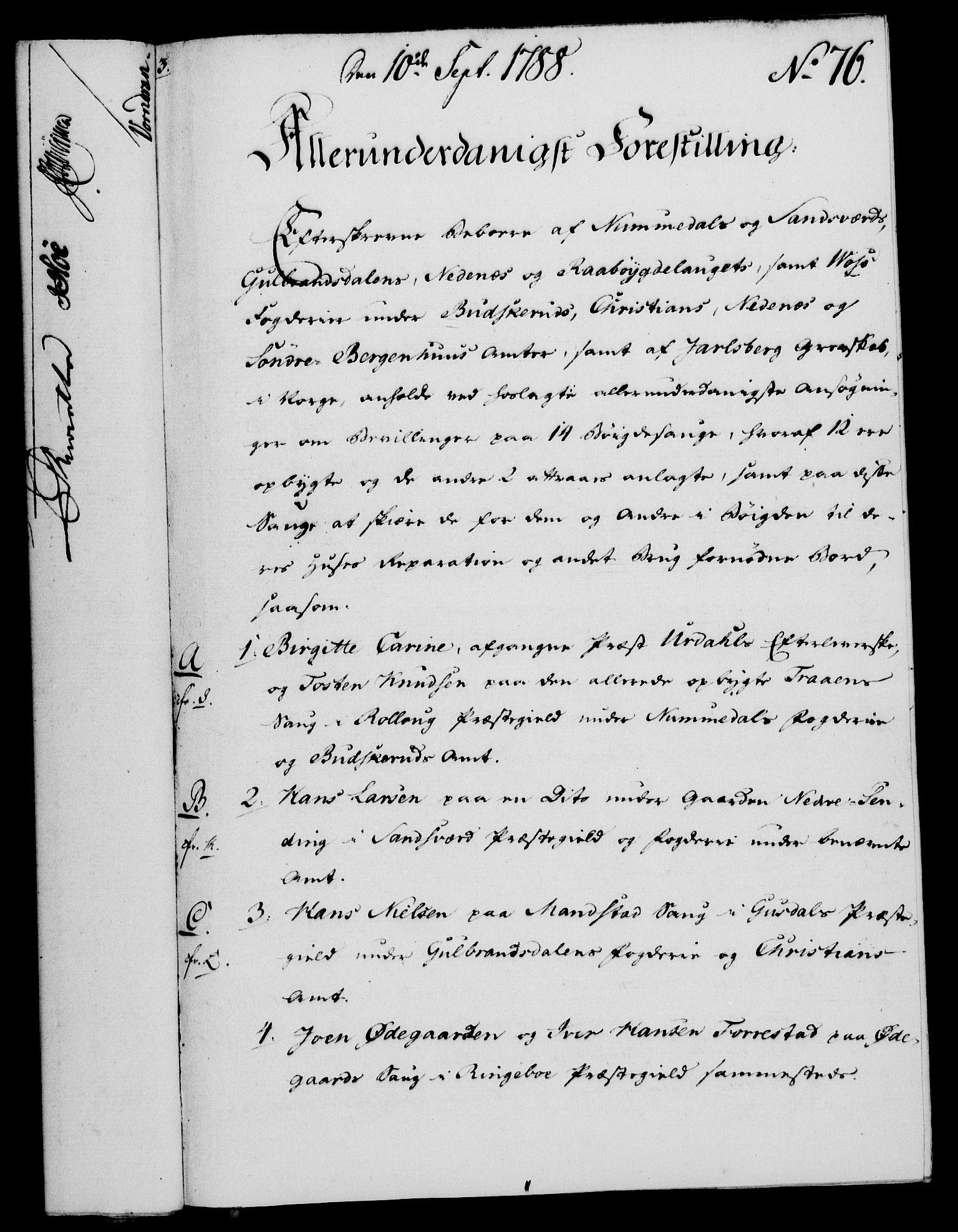 RA, Rentekammeret, Kammerkanselliet, G/Gf/Gfa/L0070: Norsk relasjons- og resolusjonsprotokoll (merket RK 52.70), 1788, s. 475