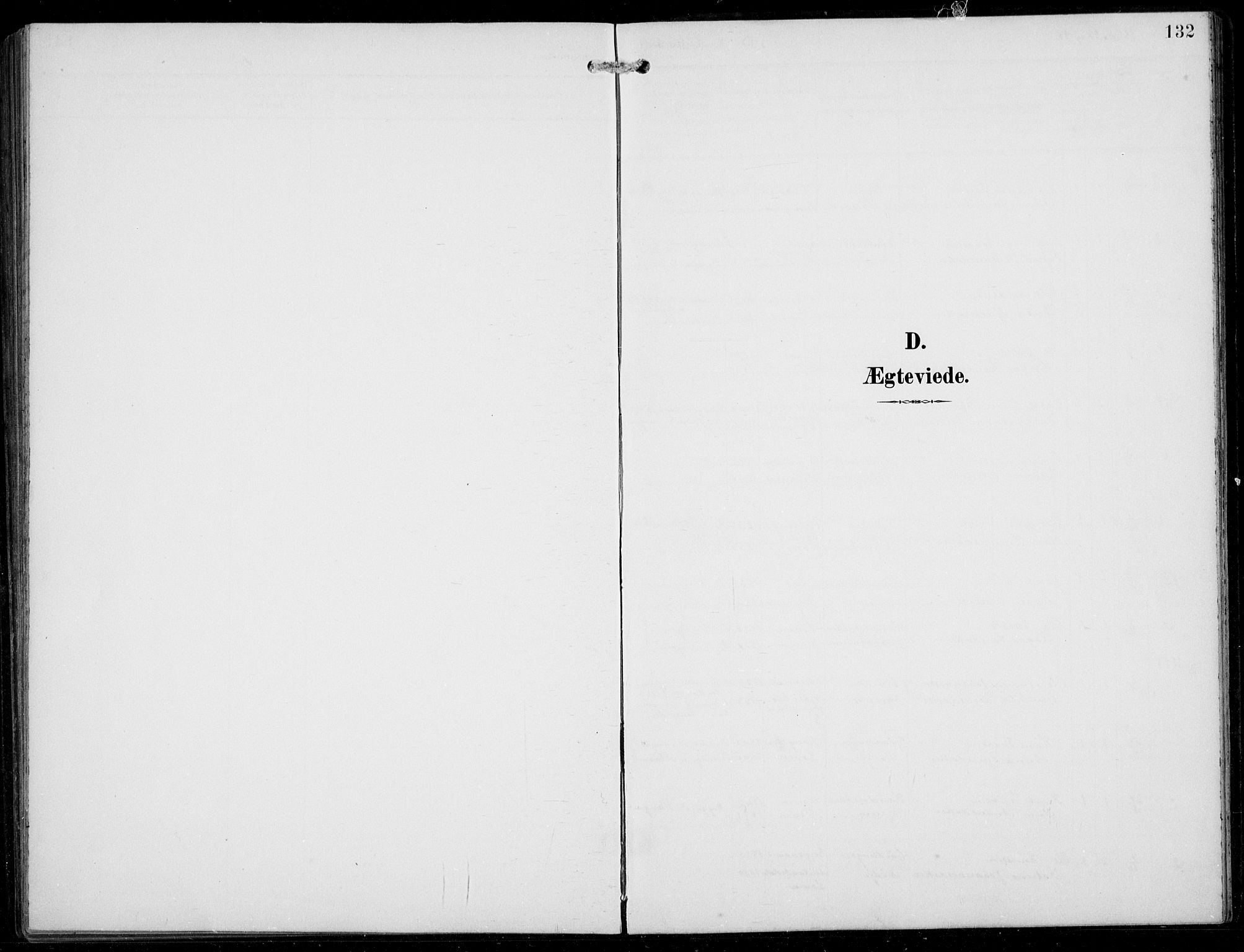 SAB, Aurland sokneprestembete, H/Hb/Hba/L0003: Klokkerbok nr. A 3, 1896-1939, s. 132