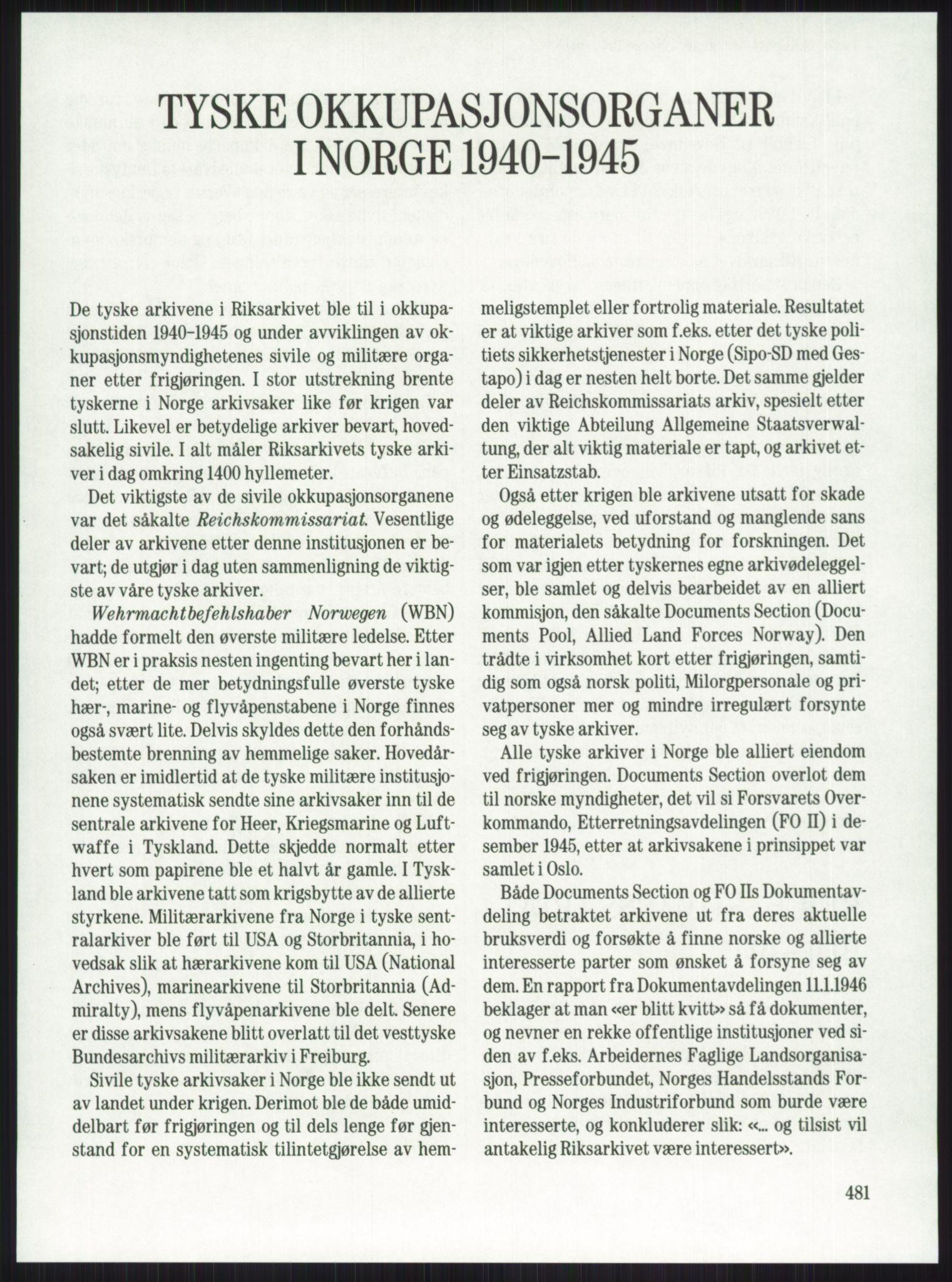 RA, Publikasjoner*, 1974-1977, s. 481