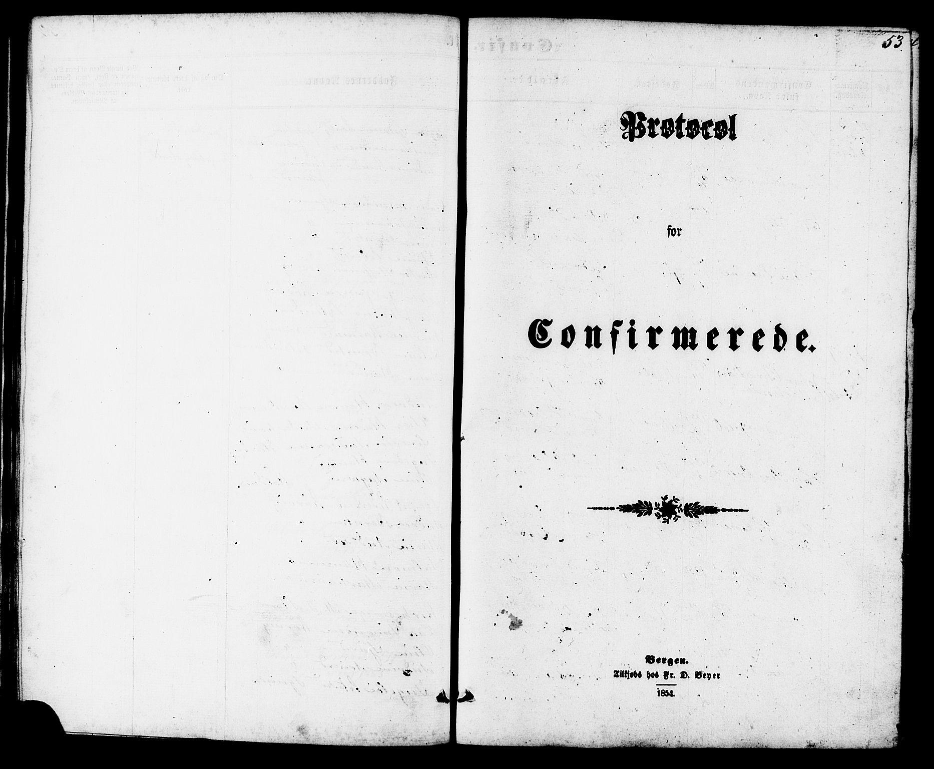 SAT, Ministerialprotokoller, klokkerbøker og fødselsregistre - Møre og Romsdal, 537/L0518: Ministerialbok nr. 537A02, 1862-1876, s. 53