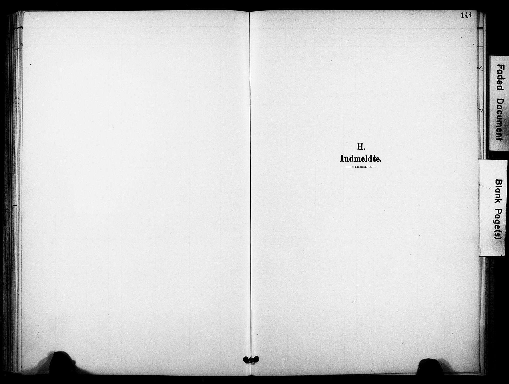 SAKO, Bø kirkebøker, F/Fa/L0011: Ministerialbok nr. 11, 1892-1900, s. 144