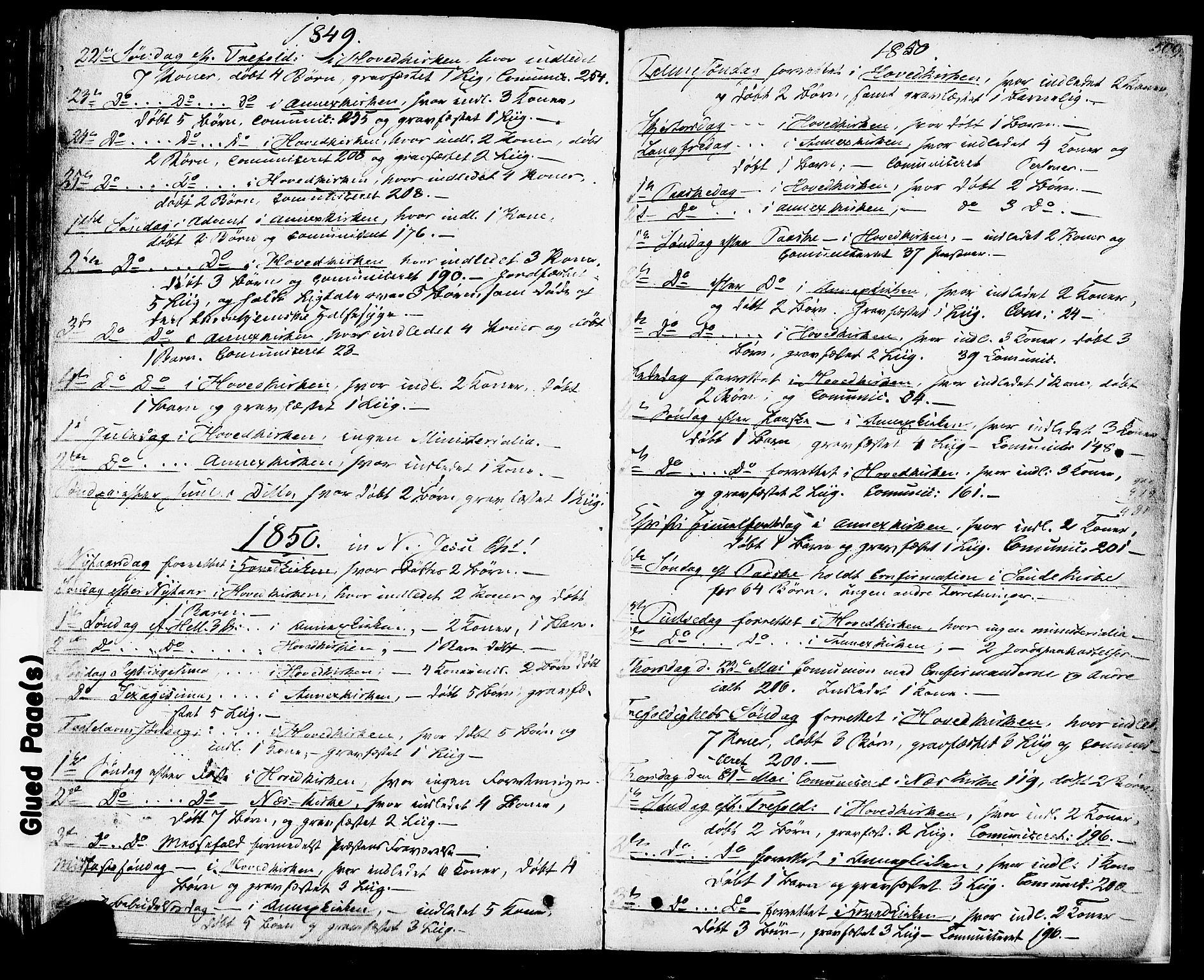 SAKO, Sauherad kirkebøker, F/Fa/L0006: Ministerialbok nr. I 6, 1827-1850, s. 509