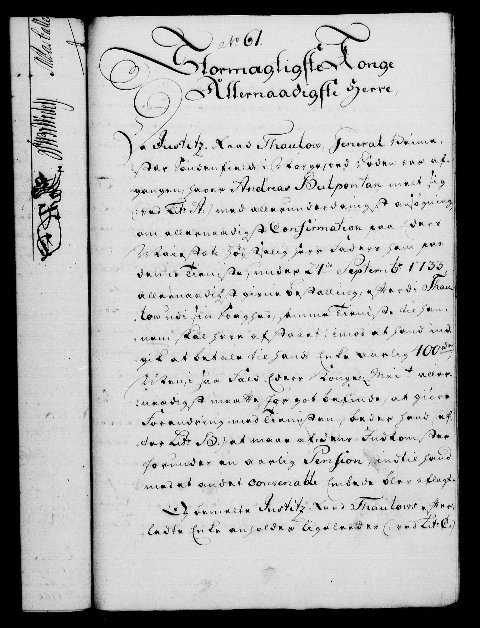 RA, Rentekammeret, Kammerkanselliet, G/Gf/Gfa/L0039: Norsk relasjons- og resolusjonsprotokoll (merket RK 52.39), 1757, s. 378