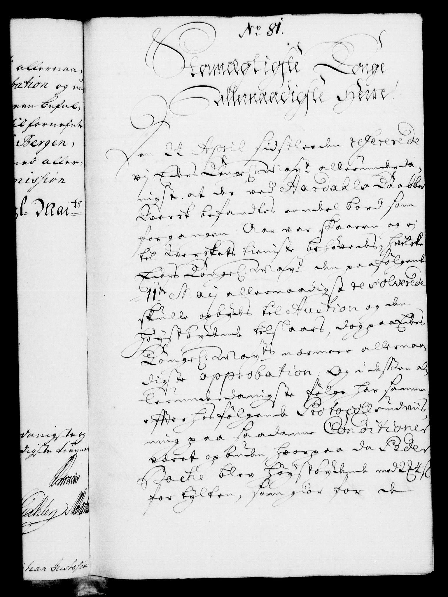 RA, Rentekammeret, Kammerkanselliet, G/Gf/Gfa/L0007: Norsk relasjons- og resolusjonsprotokoll (merket RK 52.7), 1724, s. 579