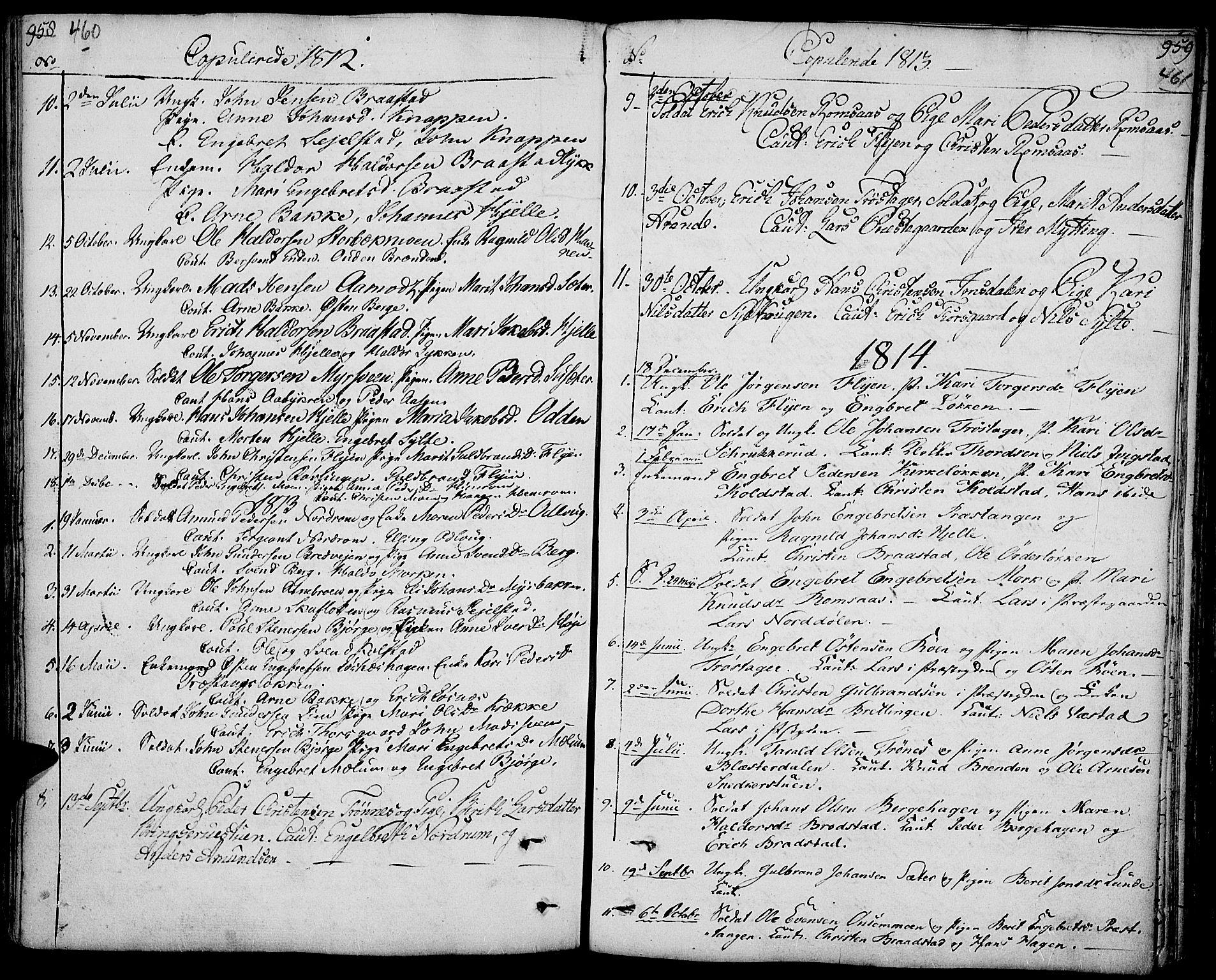 SAH, Ringebu prestekontor, Ministerialbok nr. 3, 1781-1820, s. 460-461