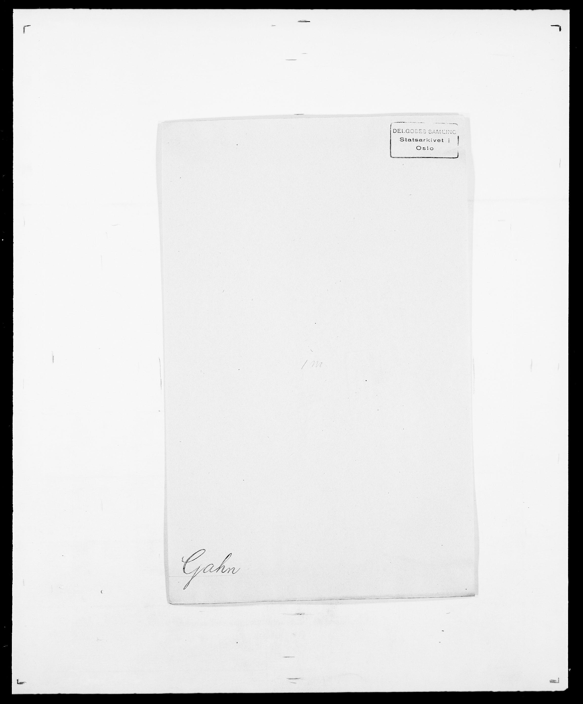 SAO, Delgobe, Charles Antoine - samling, D/Da/L0013: Forbos - Geving, s. 401