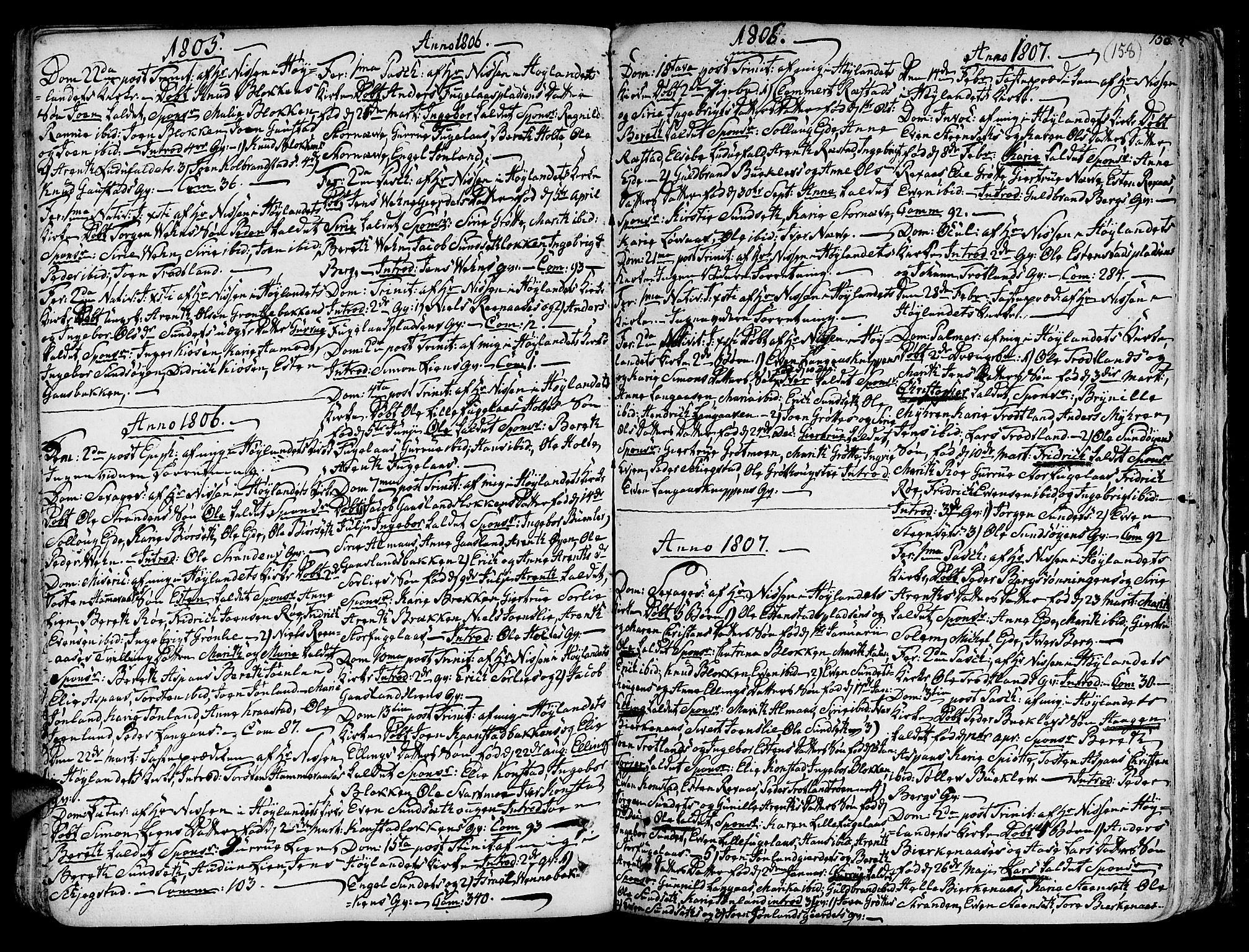 SAT, Ministerialprotokoller, klokkerbøker og fødselsregistre - Sør-Trøndelag, 691/L1064: Ministerialbok nr. 691A02 /4, 1768-1815, s. 158
