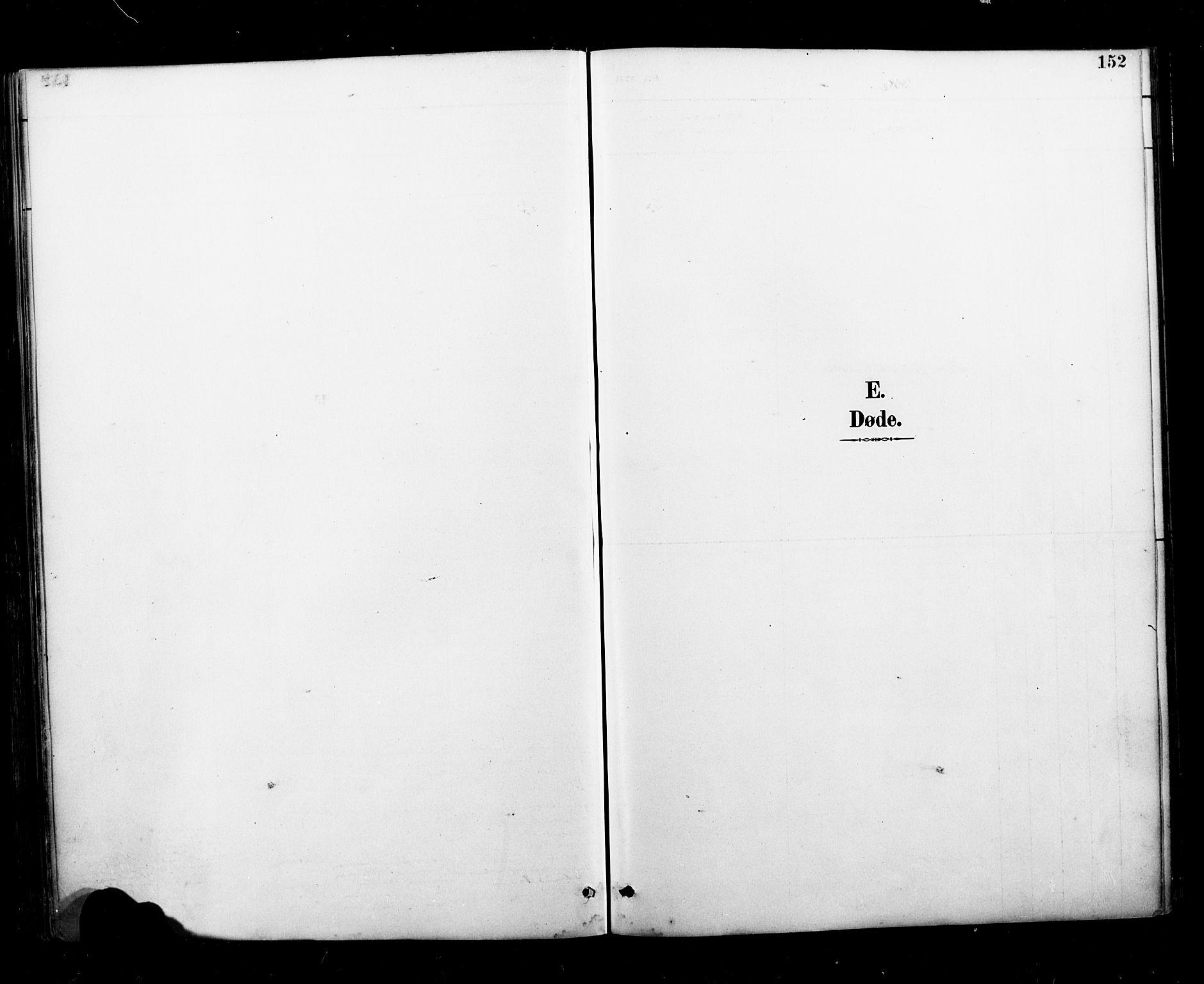 SAT, Ministerialprotokoller, klokkerbøker og fødselsregistre - Nordland, 827/L0401: Ministerialbok nr. 827A13, 1887-1905, s. 152