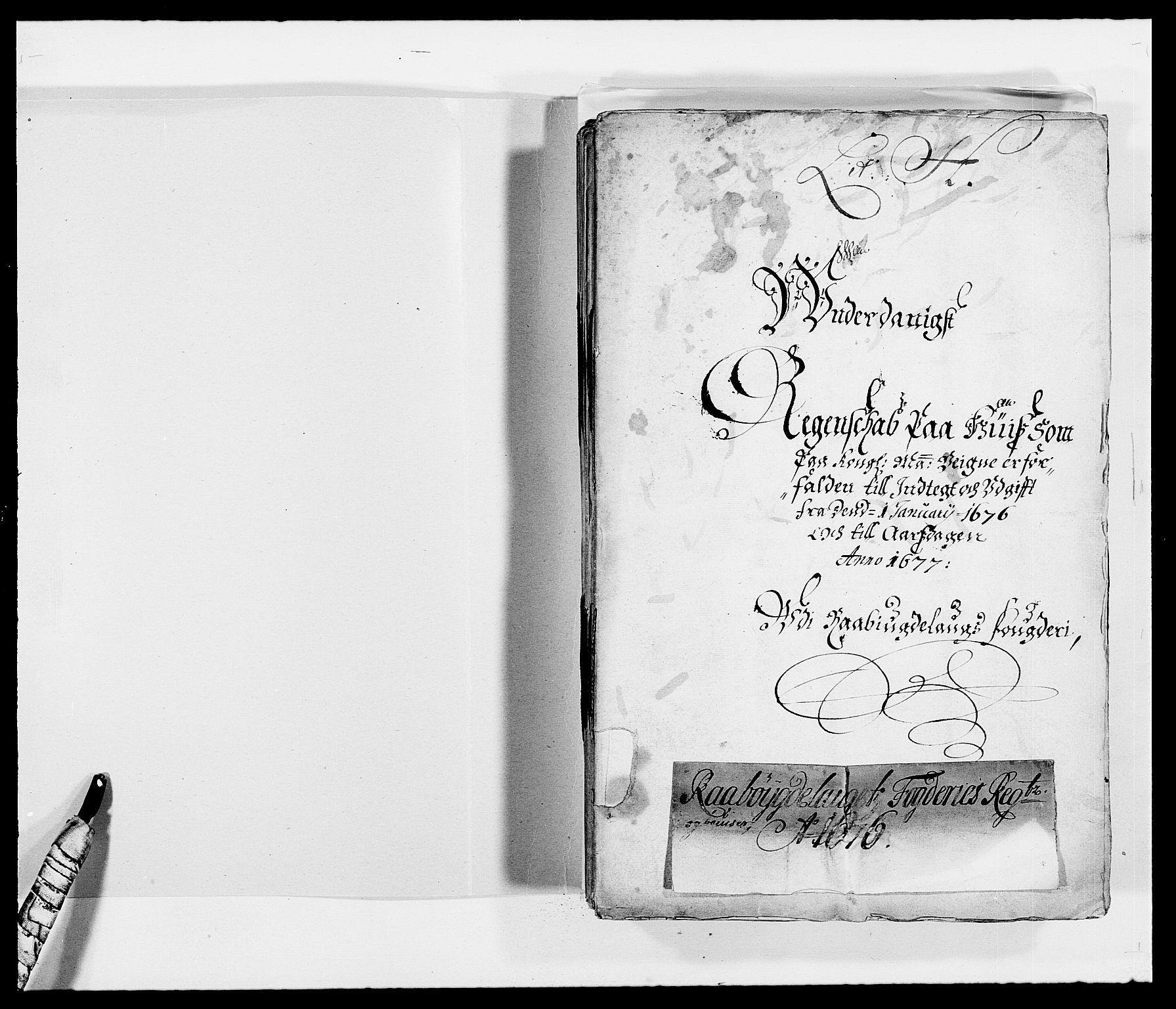 RA, Rentekammeret inntil 1814, Reviderte regnskaper, Fogderegnskap, R40/L2434: Fogderegnskap Råbyggelag, 1675-1676, s. 265