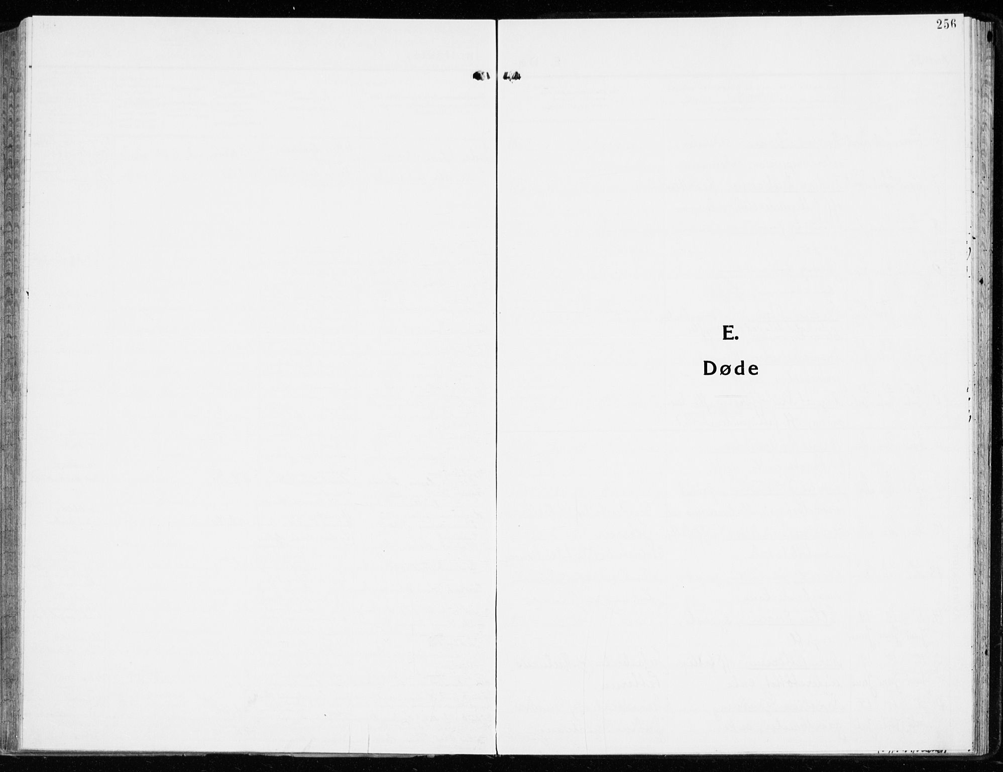 SAH, Stange prestekontor, K/L0027: Ministerialbok nr. 27, 1937-1947, s. 256