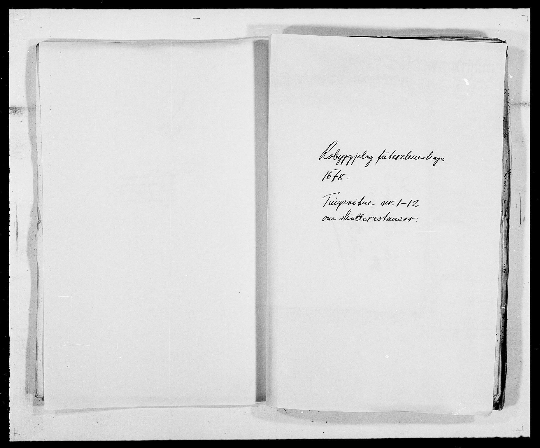 RA, Rentekammeret inntil 1814, Reviderte regnskaper, Fogderegnskap, R40/L2435: Fogderegnskap Råbyggelag, 1677-1678, s. 348