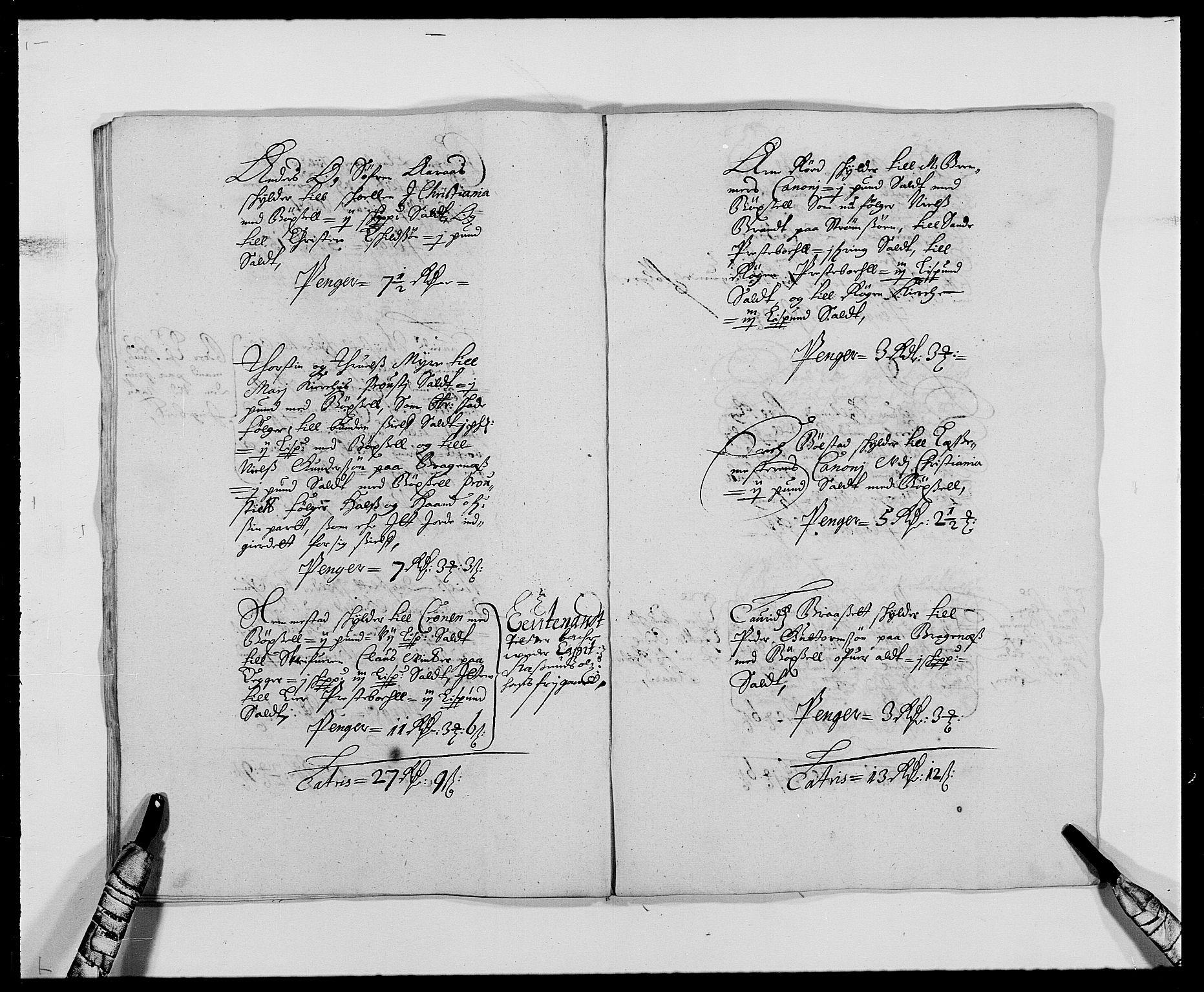 RA, Rentekammeret inntil 1814, Reviderte regnskaper, Fogderegnskap, R29/L1691: Fogderegnskap Hurum og Røyken, 1678-1681, s. 370