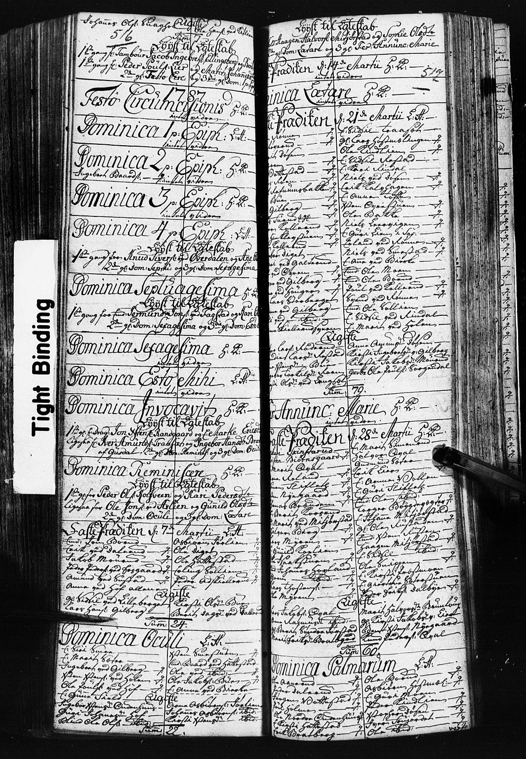 SAH, Fåberg prestekontor, Klokkerbok nr. 3, 1768-1796, s. 516-517