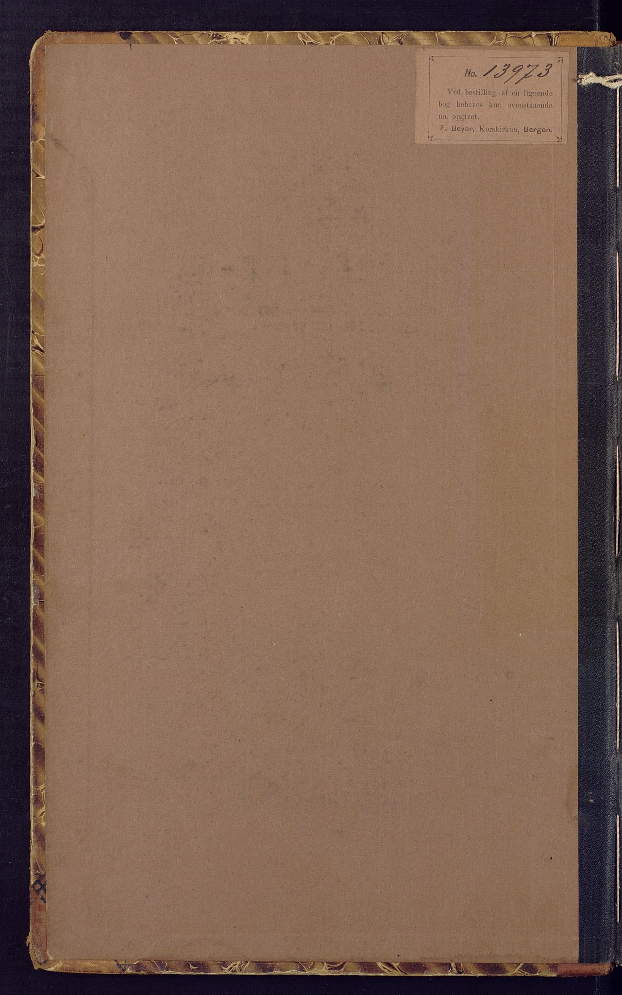 BBA, Haus/Arna kommune. Formannskapet, Aaa, 1900-1905