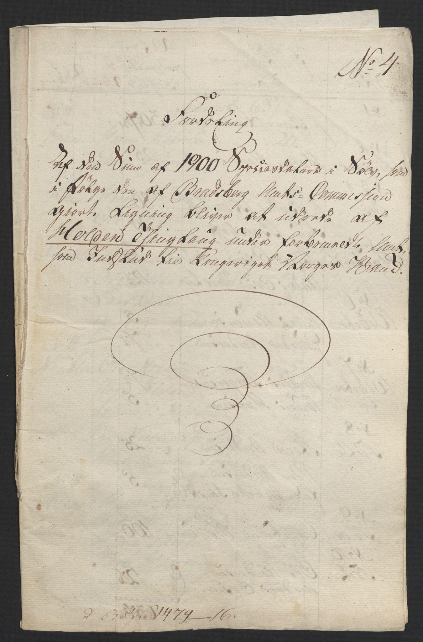 NOBA, Norges Bank/Sølvskatten 1816*, 1816-1824, s. 53