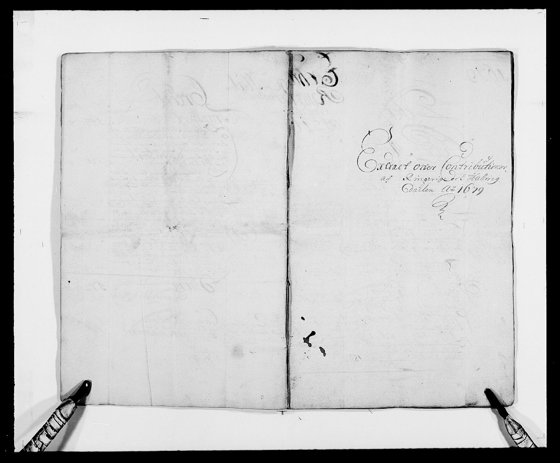 RA, Rentekammeret inntil 1814, Reviderte regnskaper, Fogderegnskap, R21/L1443: Fogderegnskap Ringerike og Hallingdal, 1678-1680, s. 13