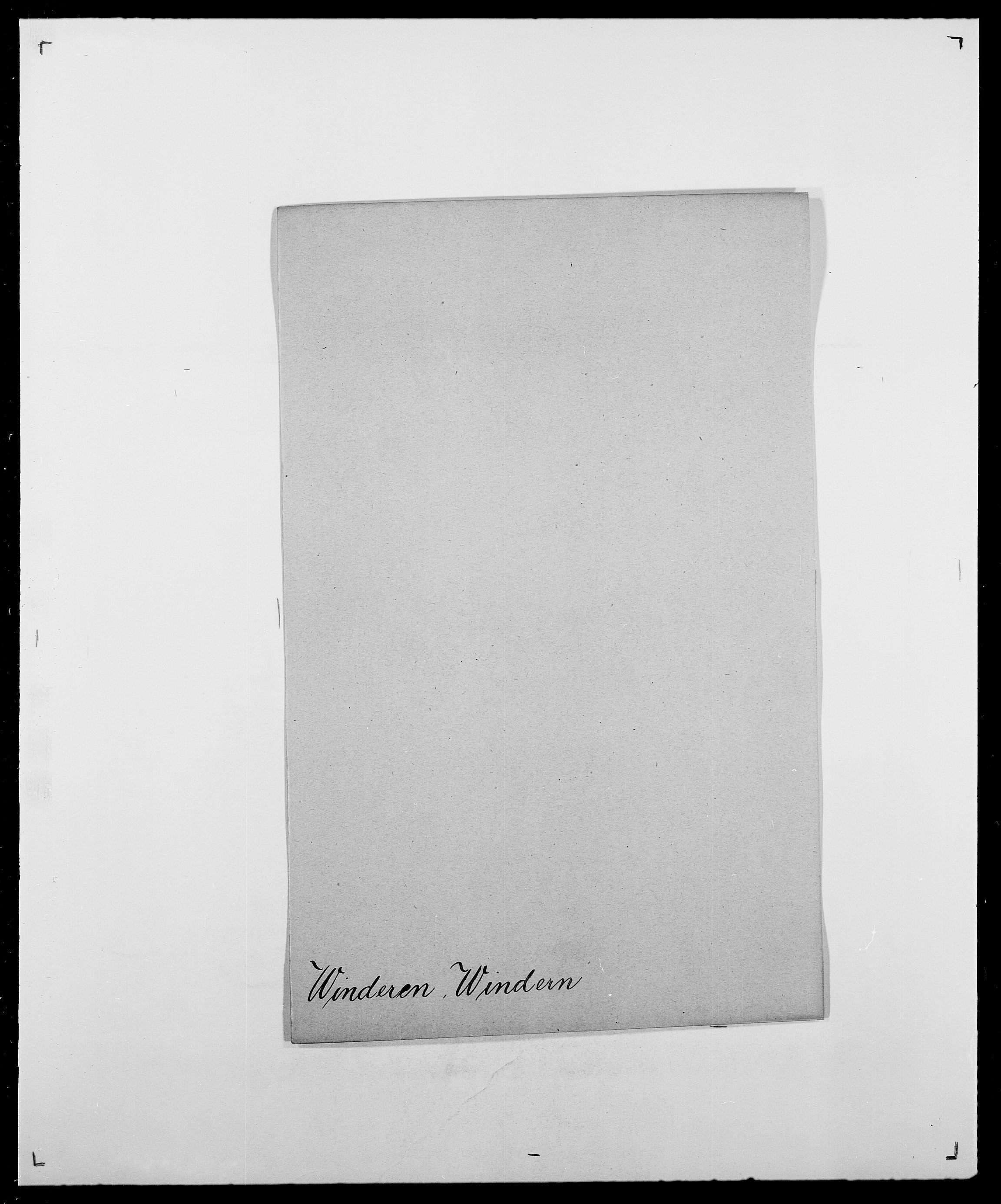 SAO, Delgobe, Charles Antoine - samling, D/Da/L0042: Vilain - Wulf, Wulff, se også Wolf, s. 149